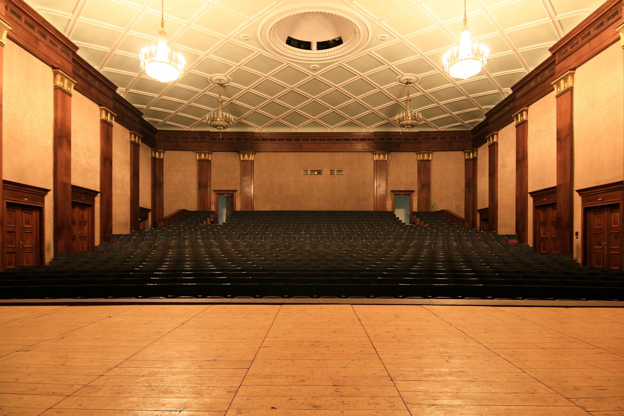Festsaal des Kulturpalast Unterwellenborn