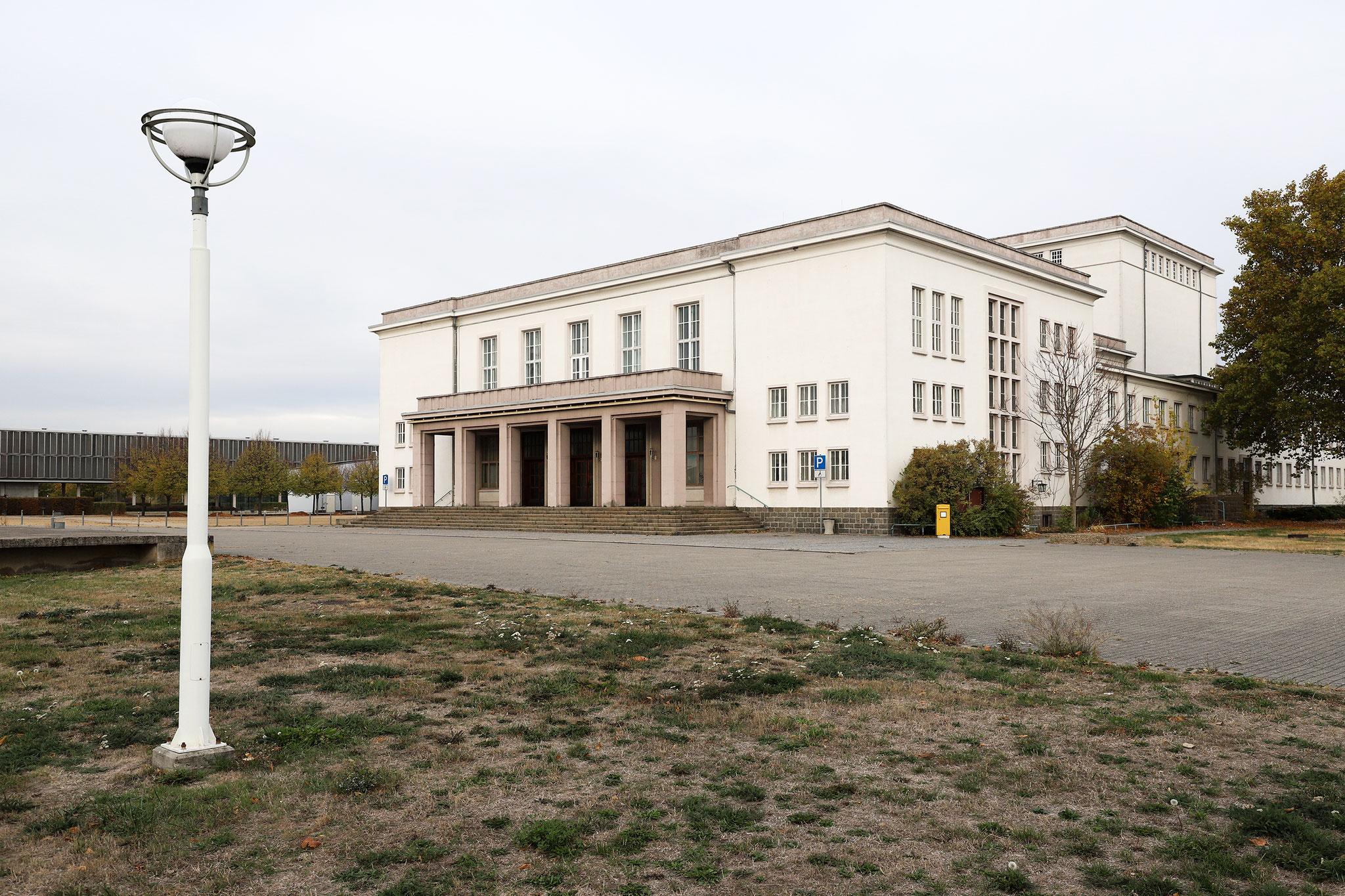 """Kulturpalast """"Wilhelm Pieck"""" Bitterfeld (1952)"""