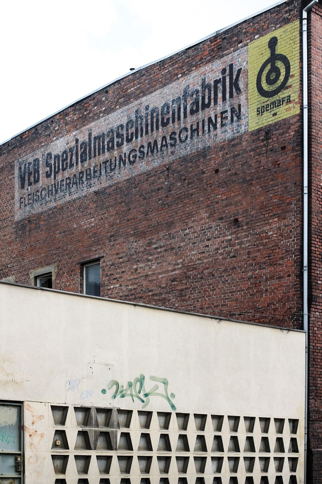 VEB Spezialmaschinenfabrik Karl-Marx-Stadt