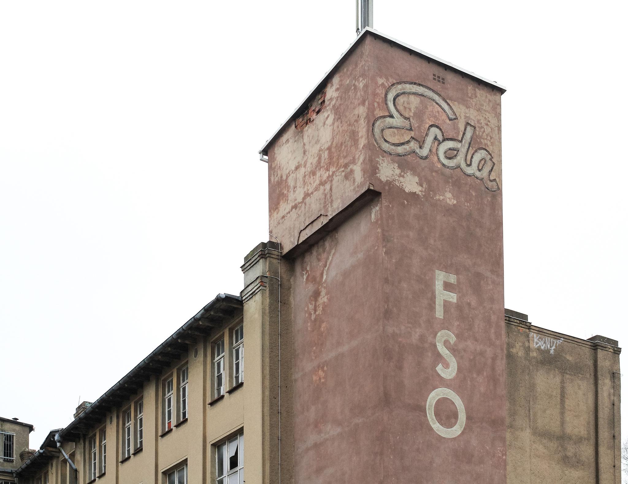 Strumpffabrik F.Bahner Lichtenstein / Teilbetrieb des VEB ESDA/Feinstrumpfwerke Oberlungwitz