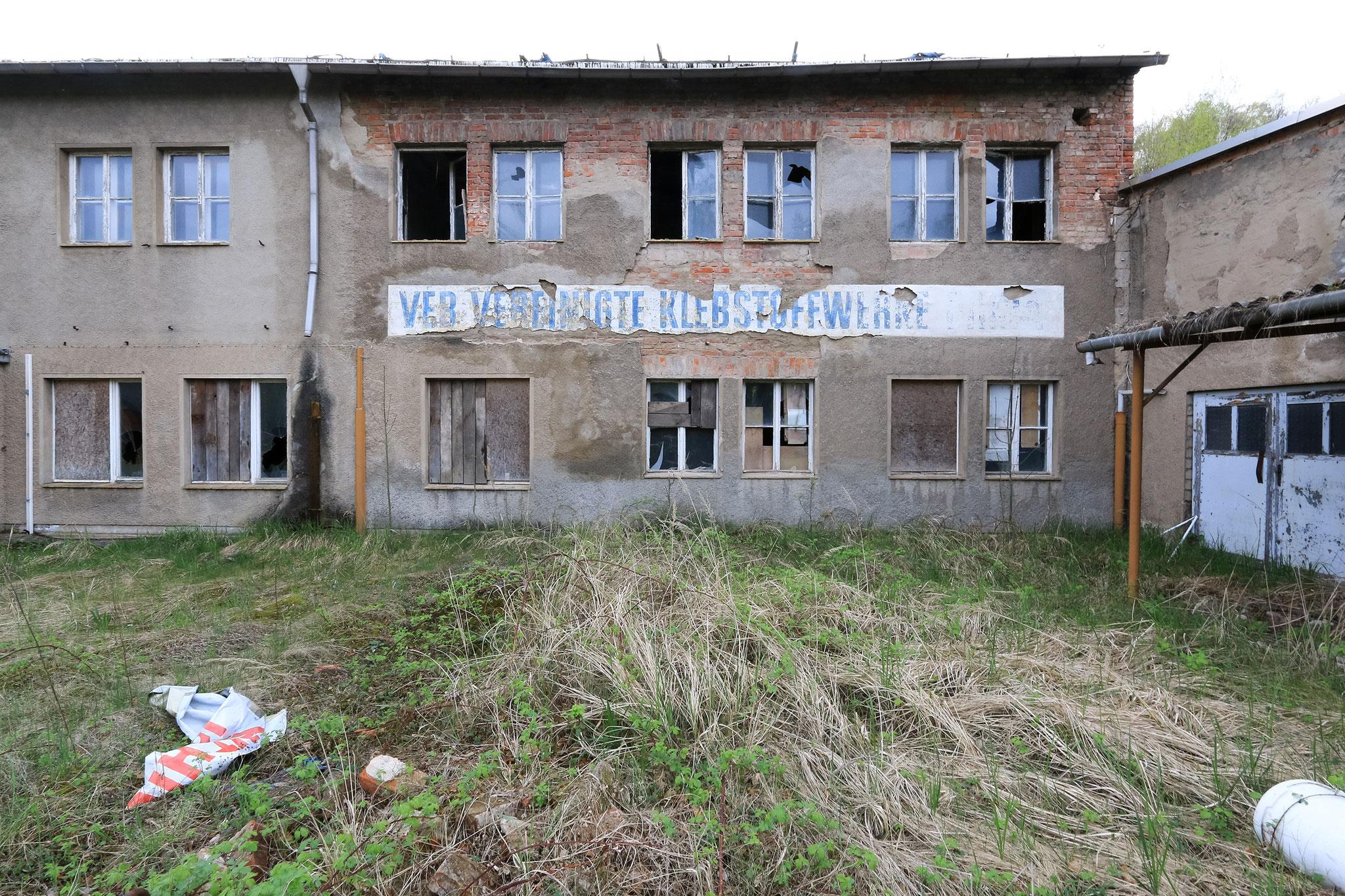 VEB Vereinigte Klebstoffwerke Pirna