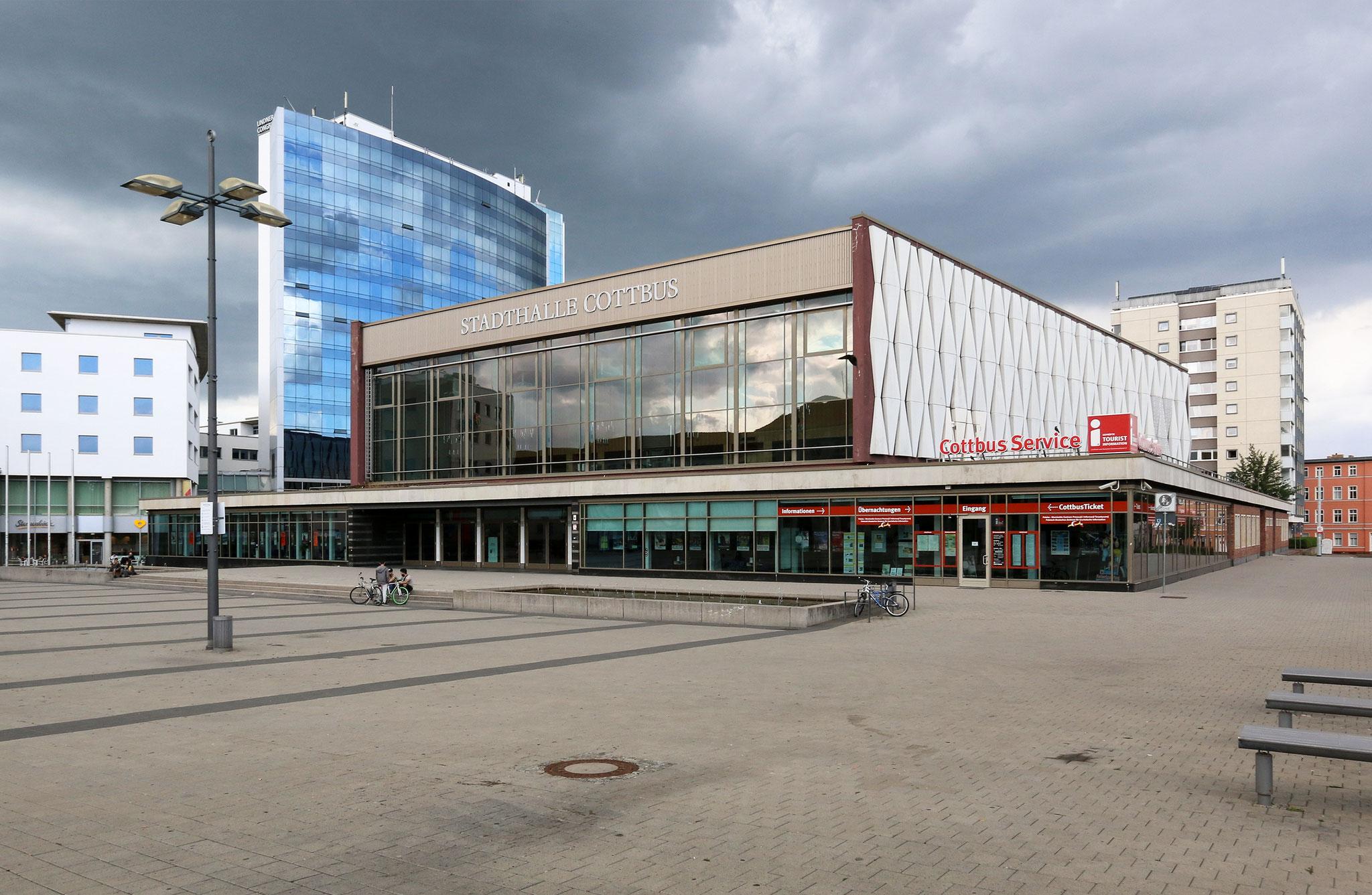 Stadthalle Cottbus (1975)