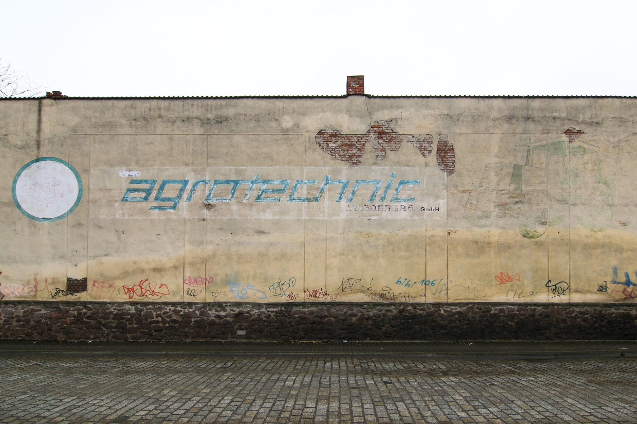 VEB Agrotechnic Magdeburg