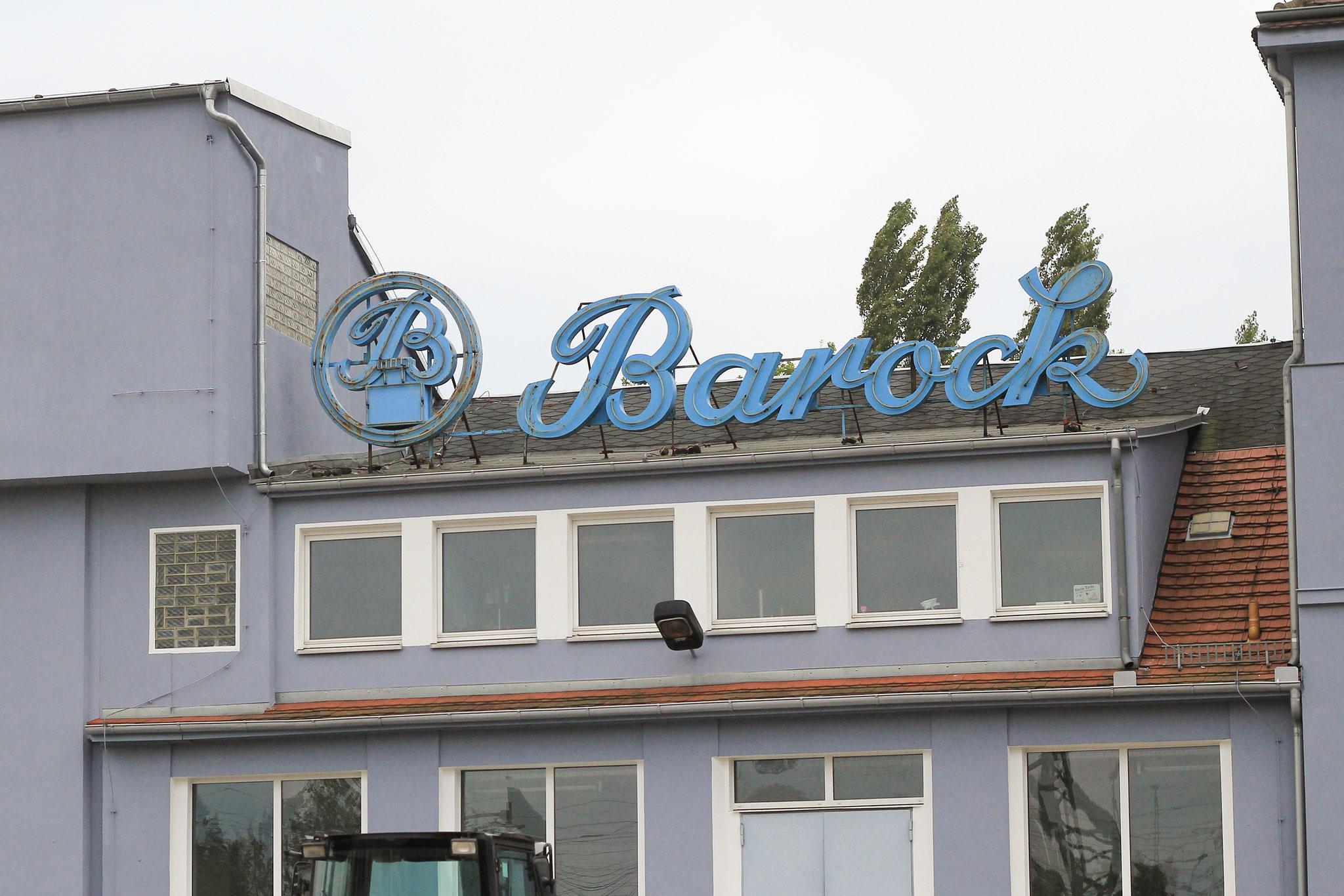 VEB Barock Büromittel Dresden