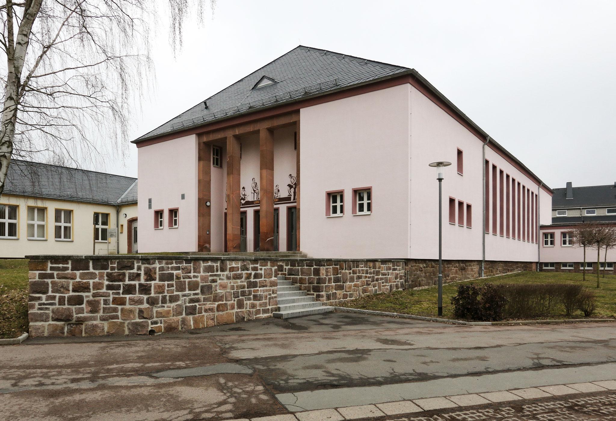 Klubhaus der SED Parteischule Mittweida (?)