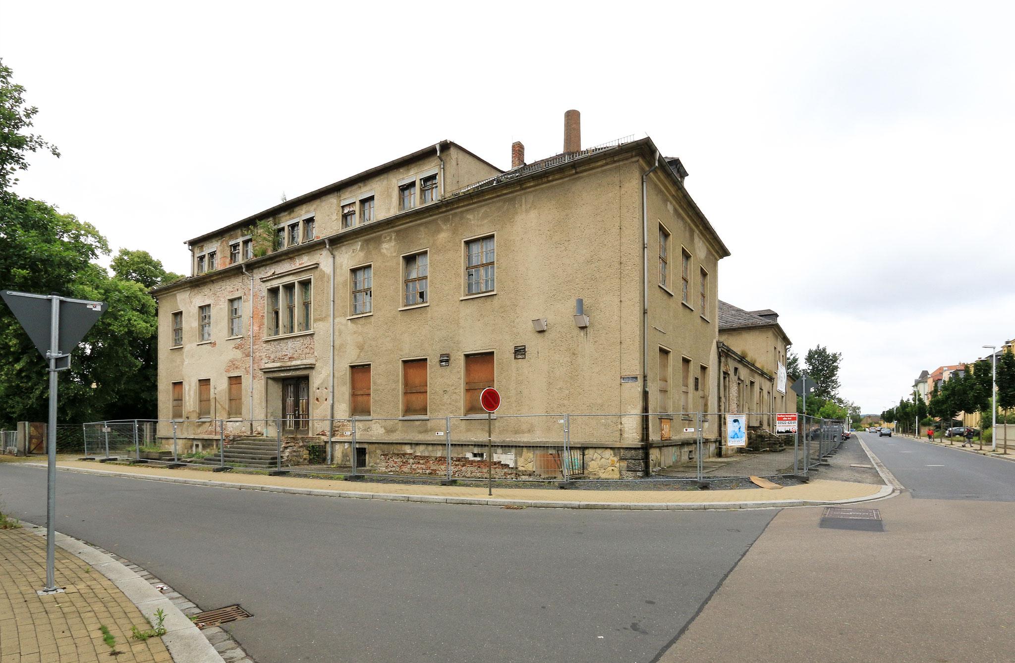 Kulturhaus des AWD Radebeul (Umbau 1955)