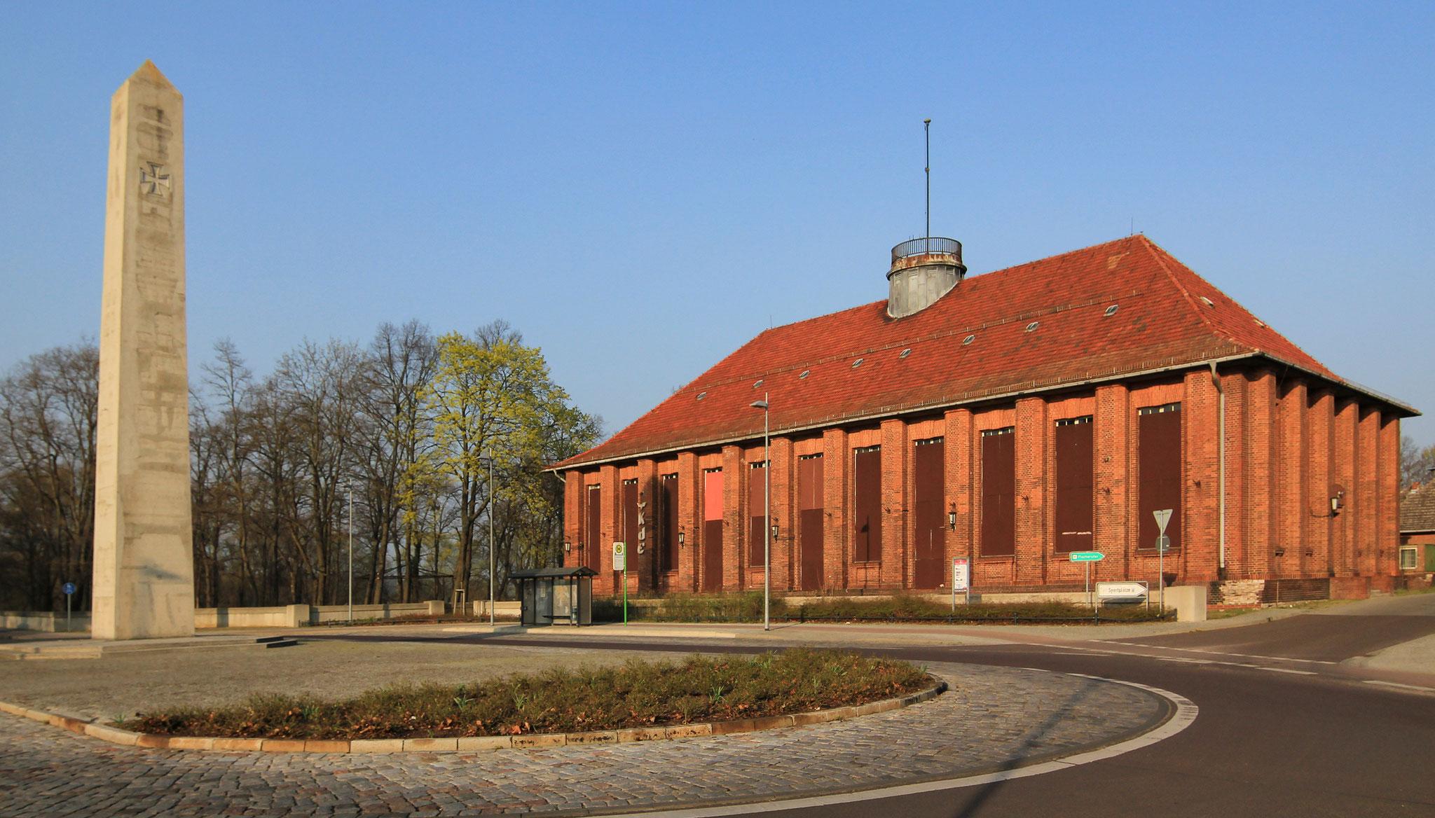 Klubhaus der Eisenbahner Kirchmöser (1922)