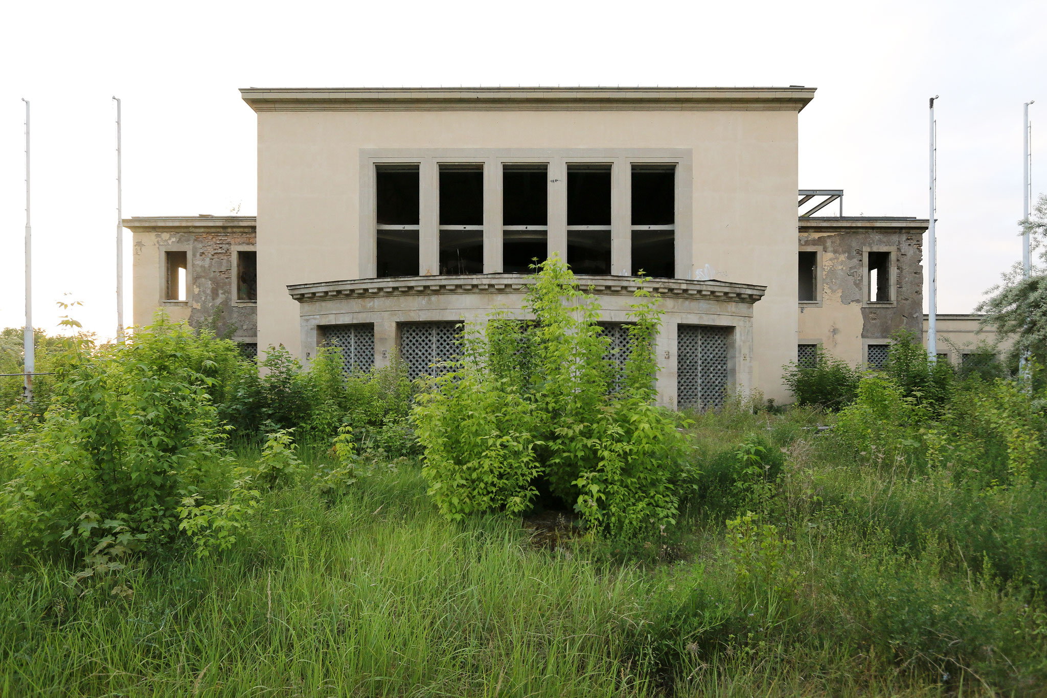 "Kulturhaus ""Haus der Freundschaft"" der Buna-Werke Schkopau (1953)"