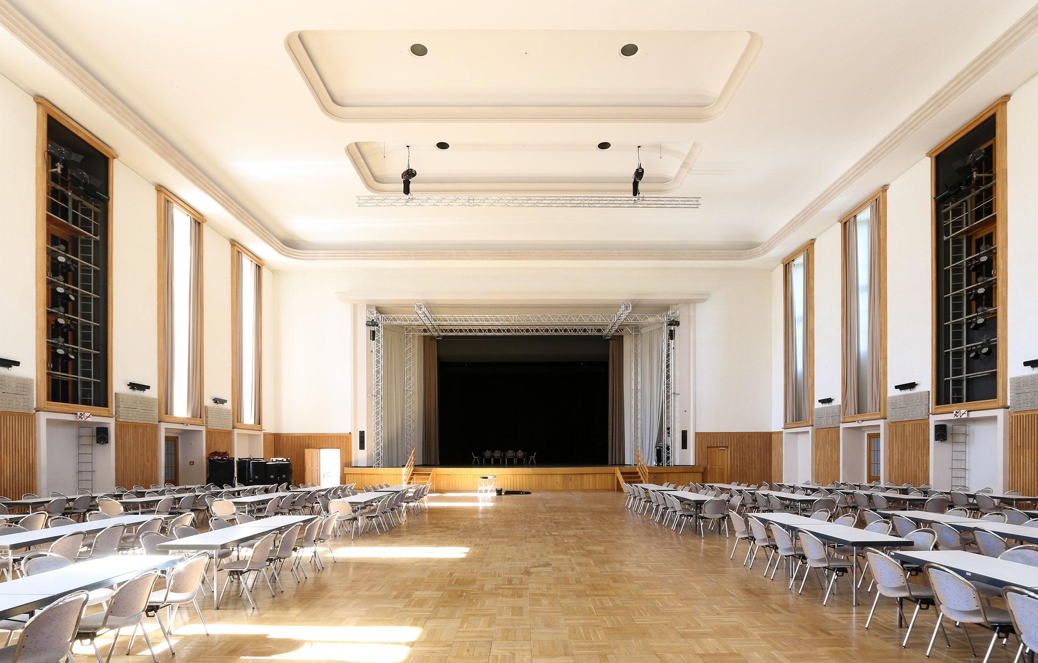 Festsaal des Kulturhaus Magdeburg