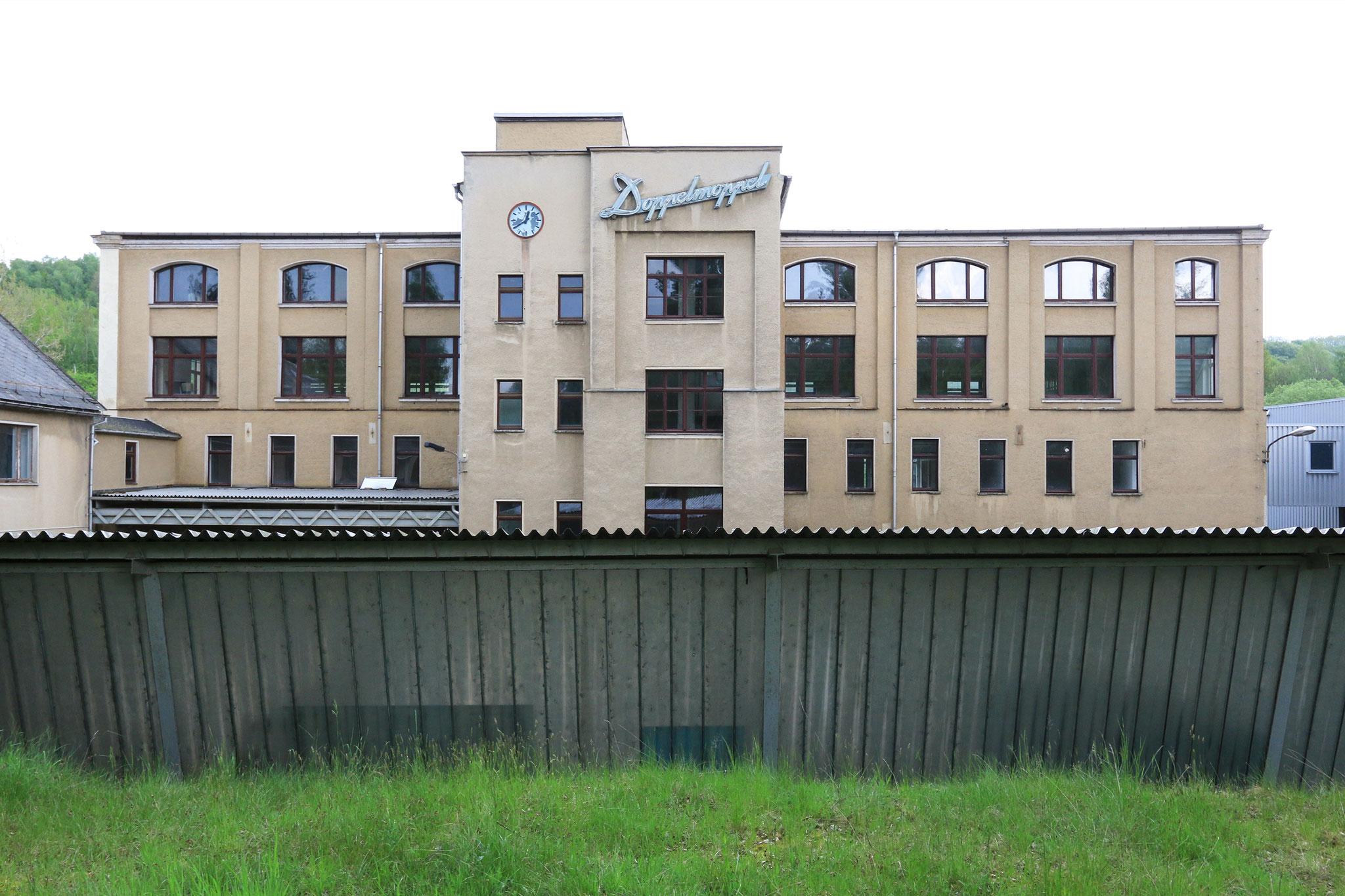 VEB Doppelmoppel Trikotagefabrik Köthensdorf