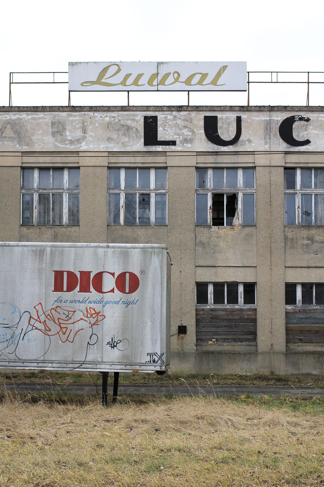 VEB LUWA Schuhfabrik Luckenwalde
