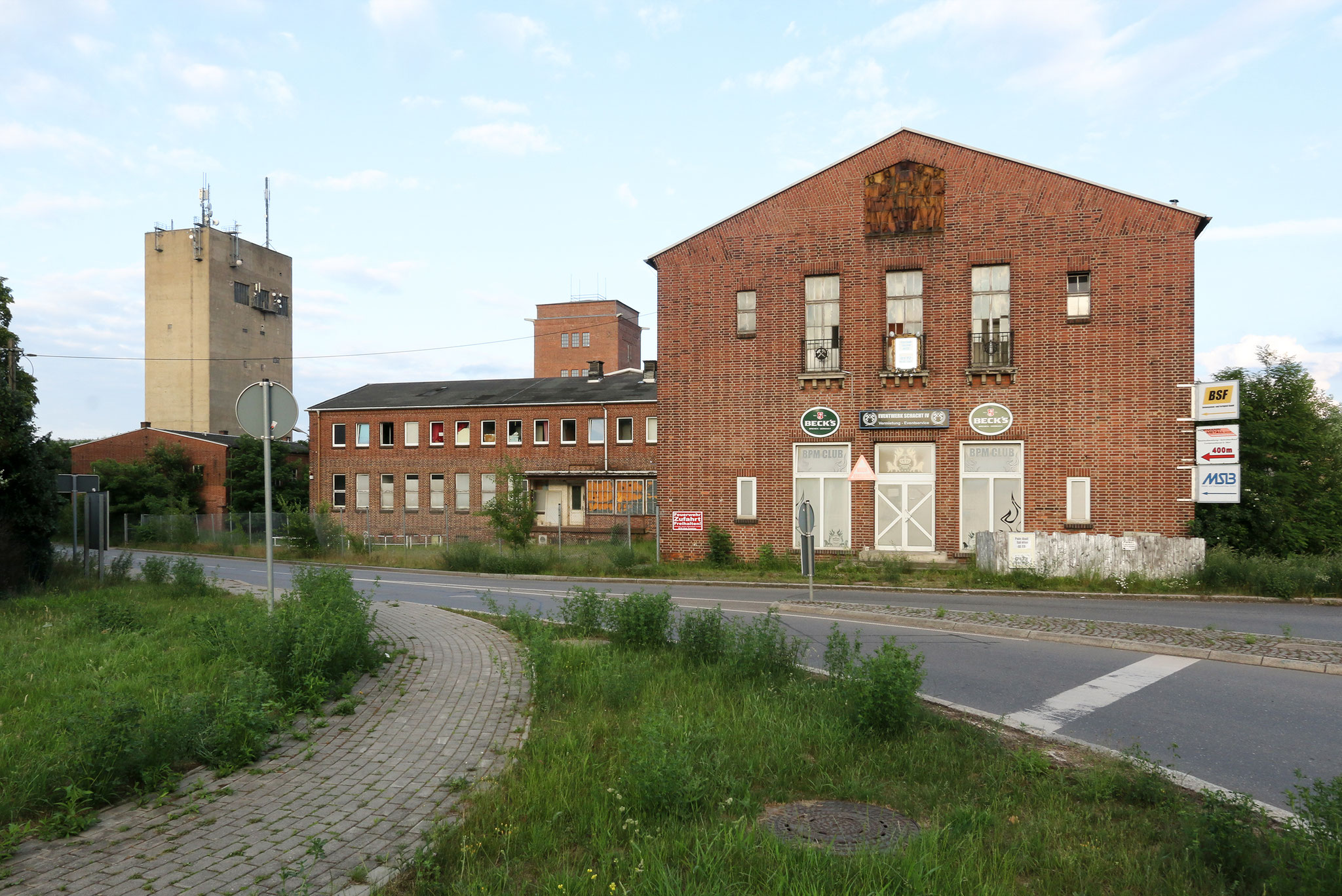 "Kulturhaus ""VEB Martin-Hoop-Werke"" Zwickau (1954)"