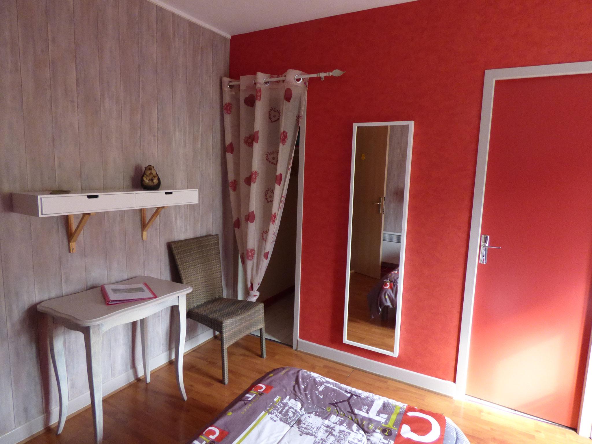 Chambre 2 lits simples 15 m²