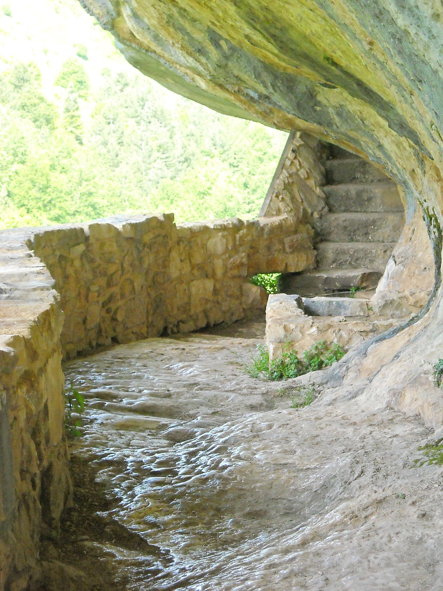 Eremo di San Bartolomeo in Legio Roccamorice Parco Nazionale della Majella (PE)