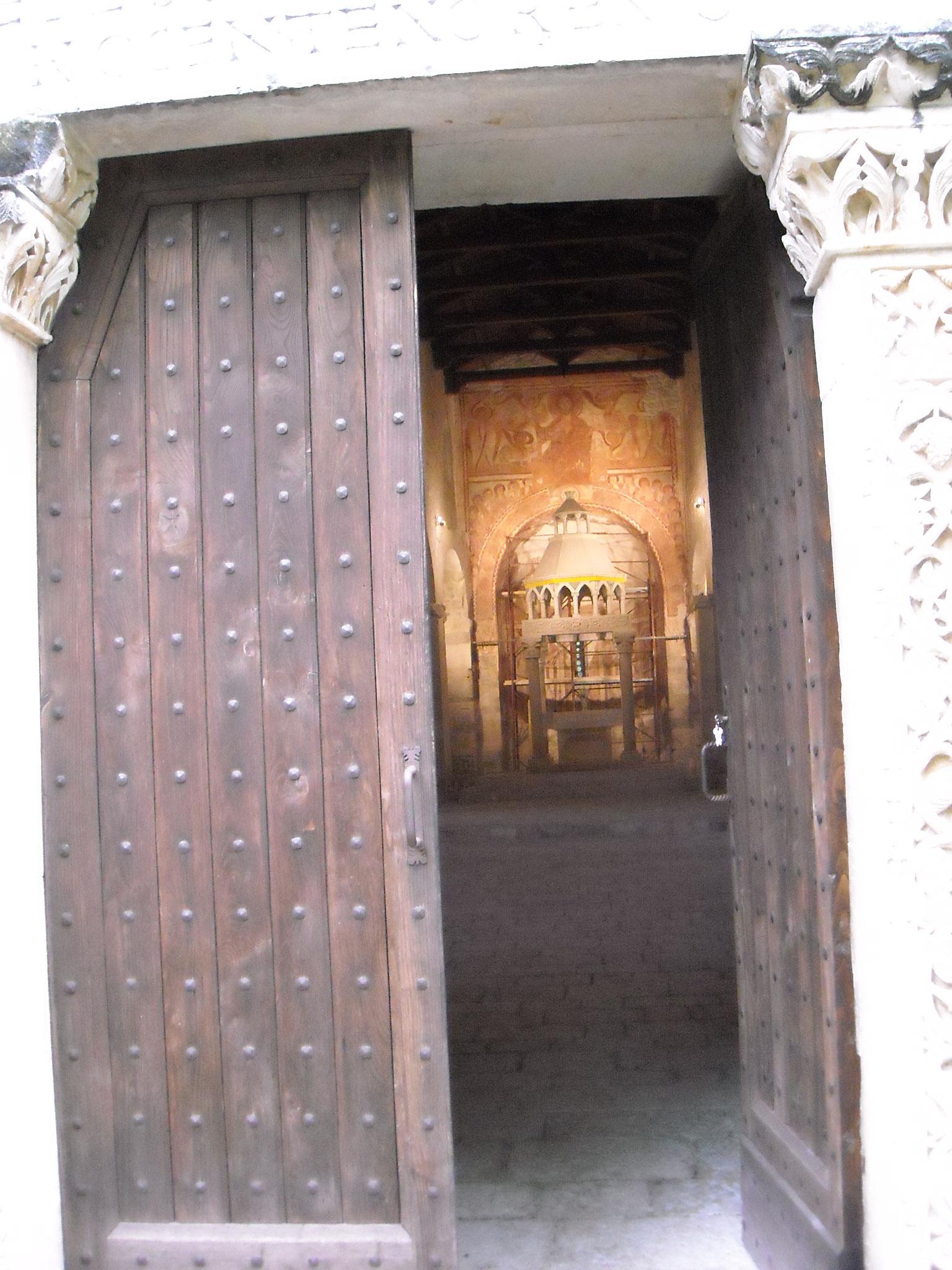 San Pietro ad Oratorium Capestrano (AQ)