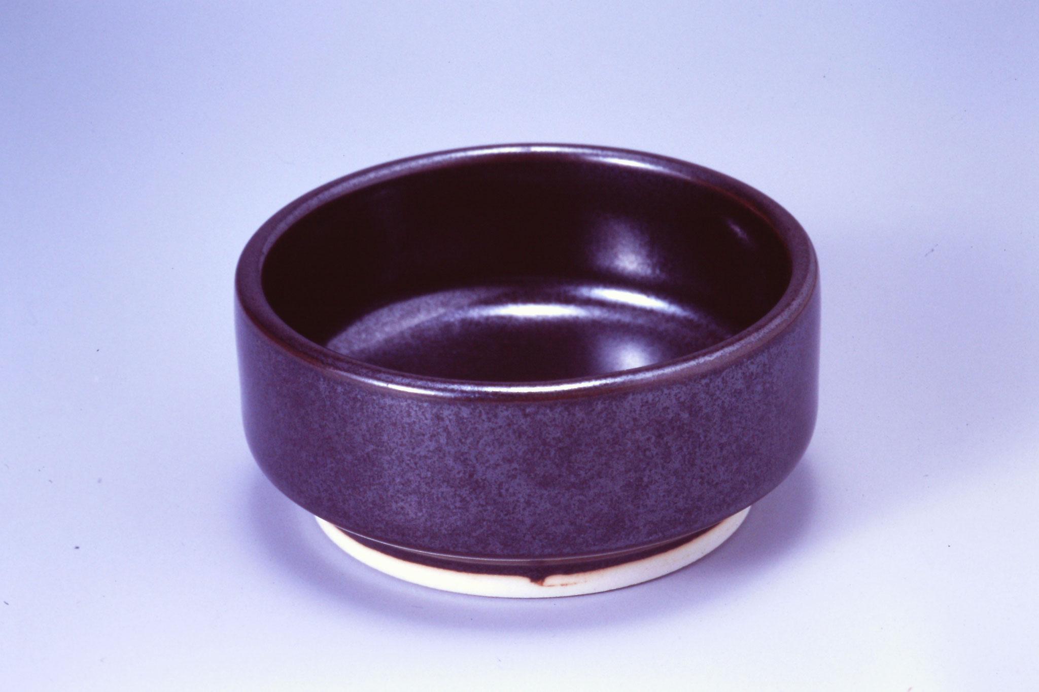51.黒鉄砂釉 還元1,260~1,300℃