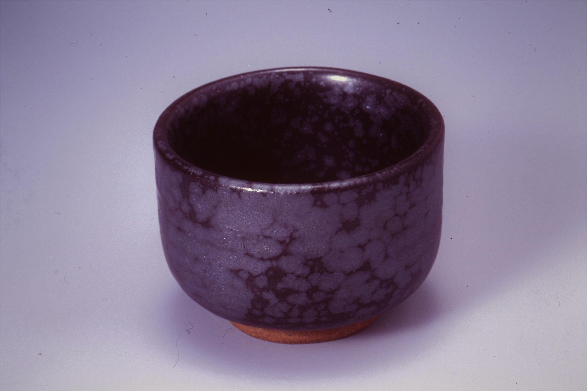 96.黒しぼり釉 還元1,260~1,300℃