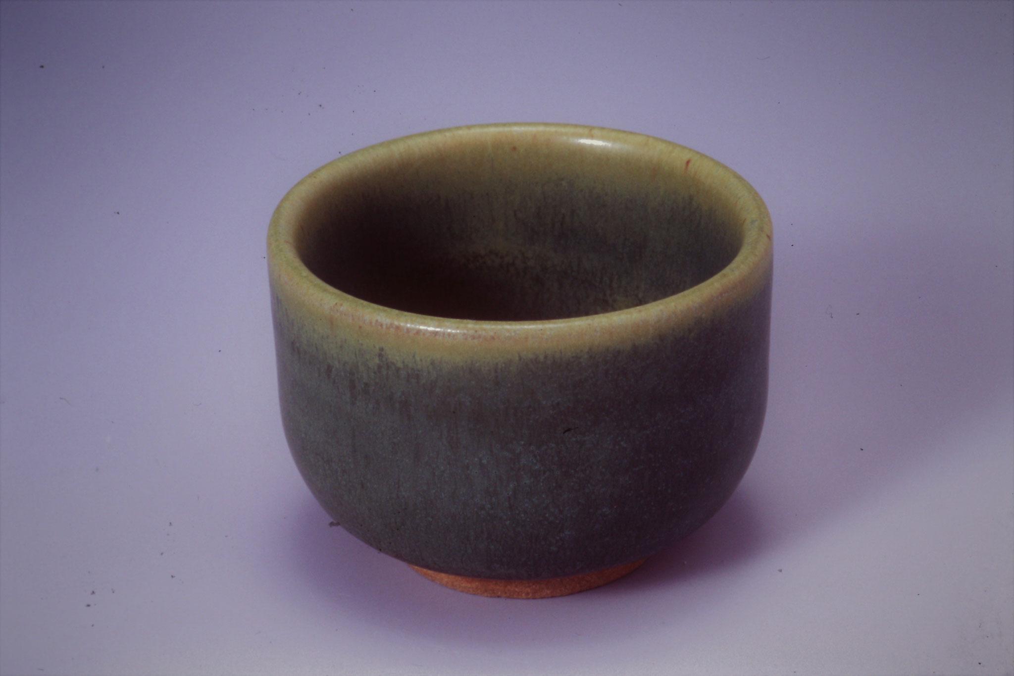 85.青銅マット釉 酸化1,230~1,250℃