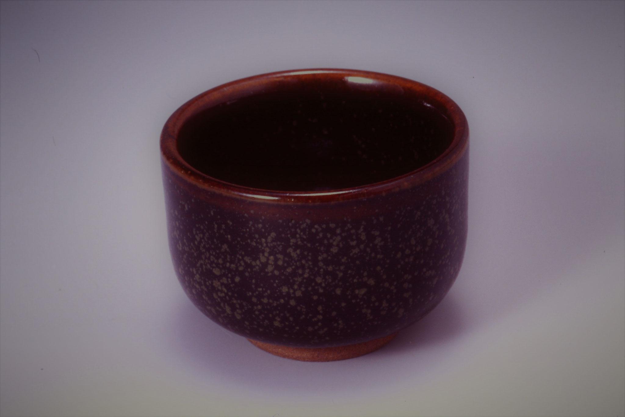 95.黒そば釉 還元焼成1,260~1,300℃