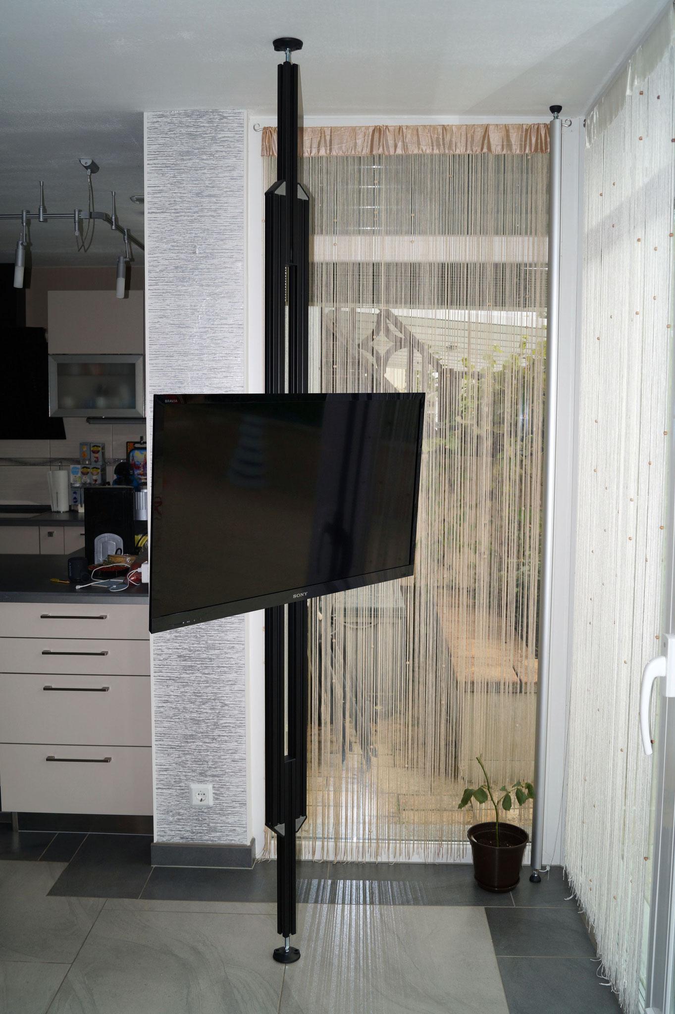 tv standfu selber bauen swalif. Black Bedroom Furniture Sets. Home Design Ideas