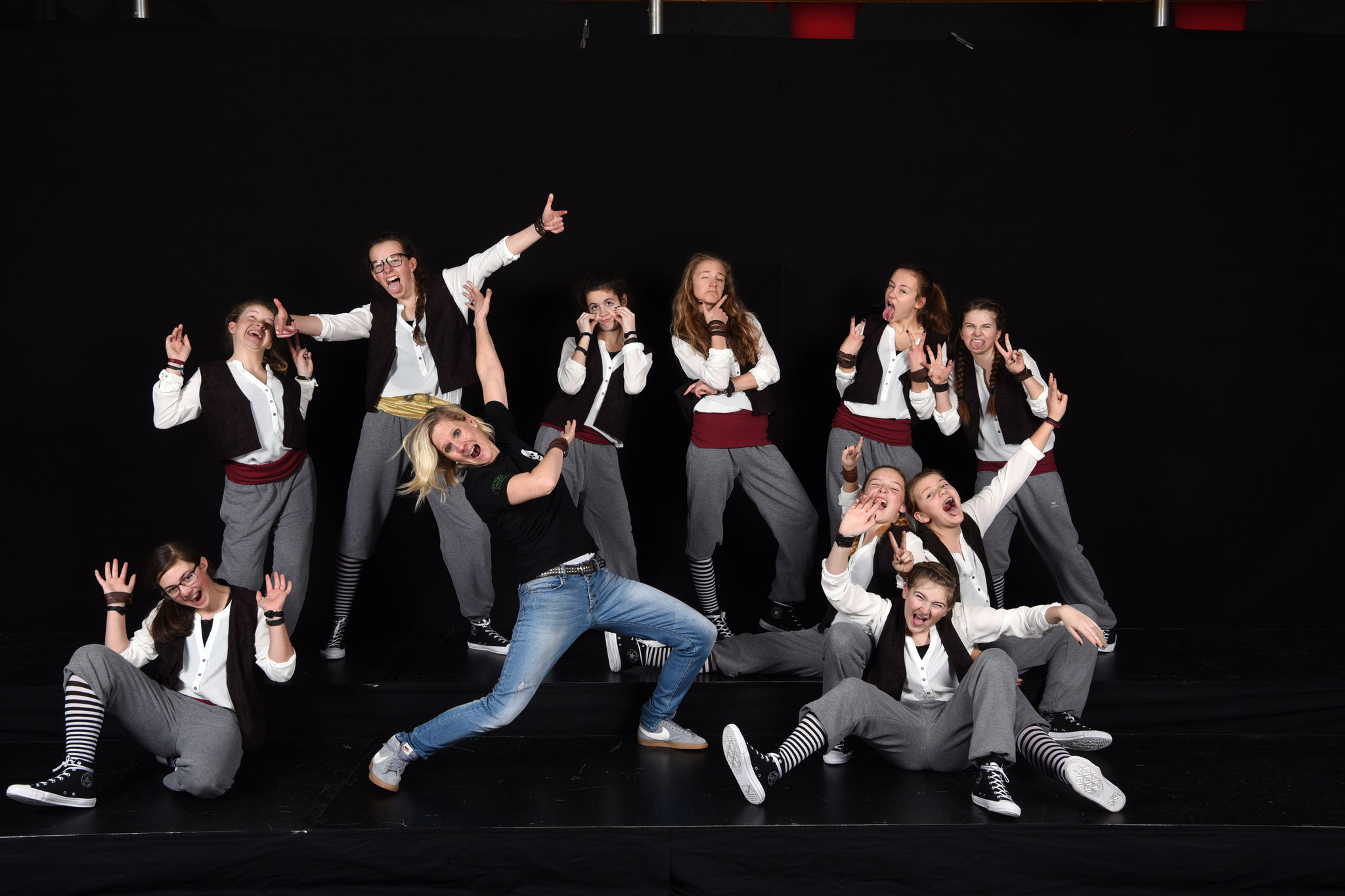 Sieger Kategorie 7.-9. Kl.: Black Soul / Oberstufenschule Aeschi-Krattigen