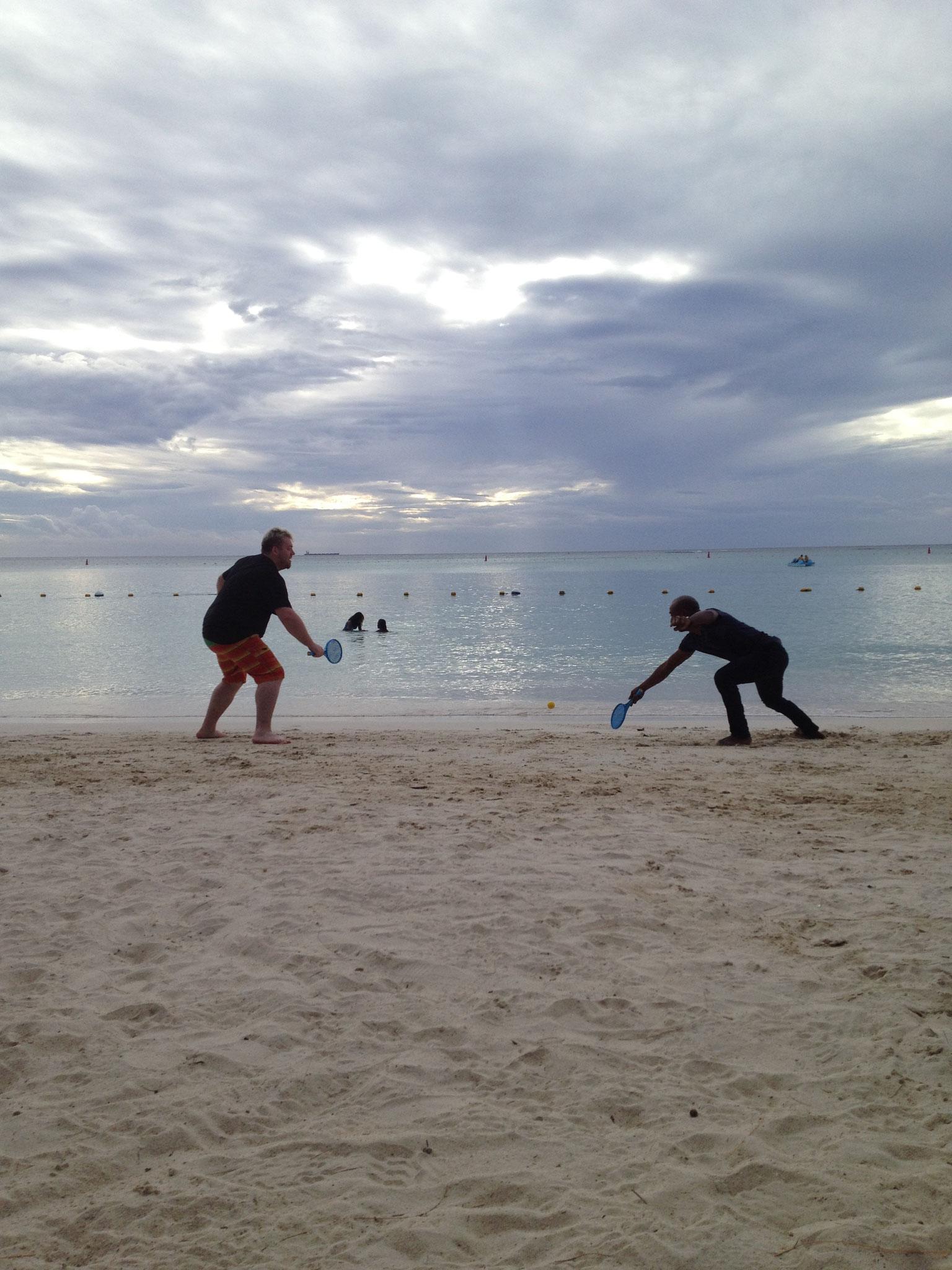 Championships am Pereybere Beach!