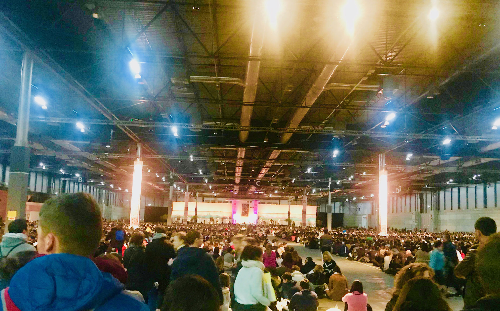 TAIZE MADRID '18