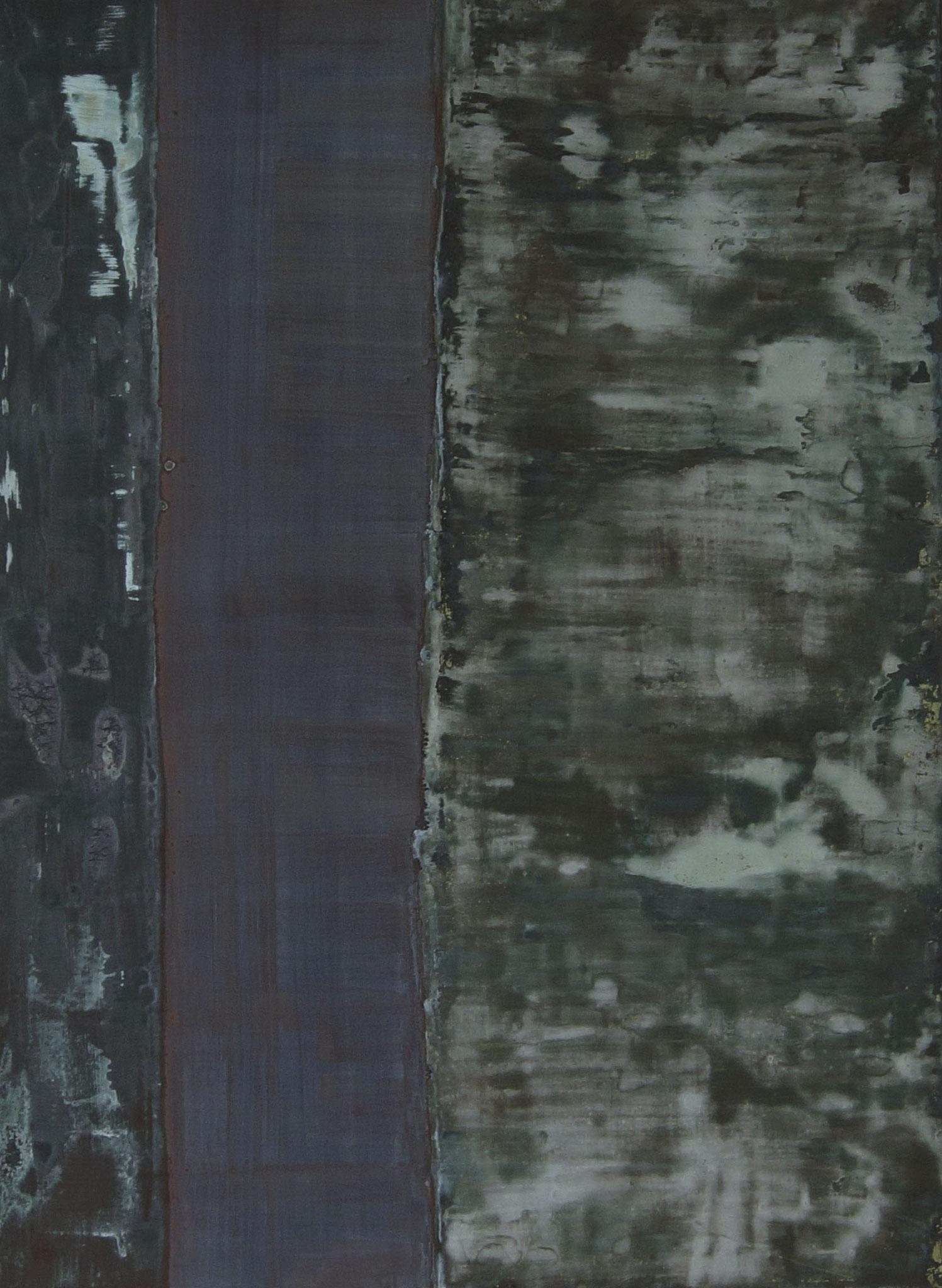 Grünblauer Mehnir re ( 190cm x 140cm )