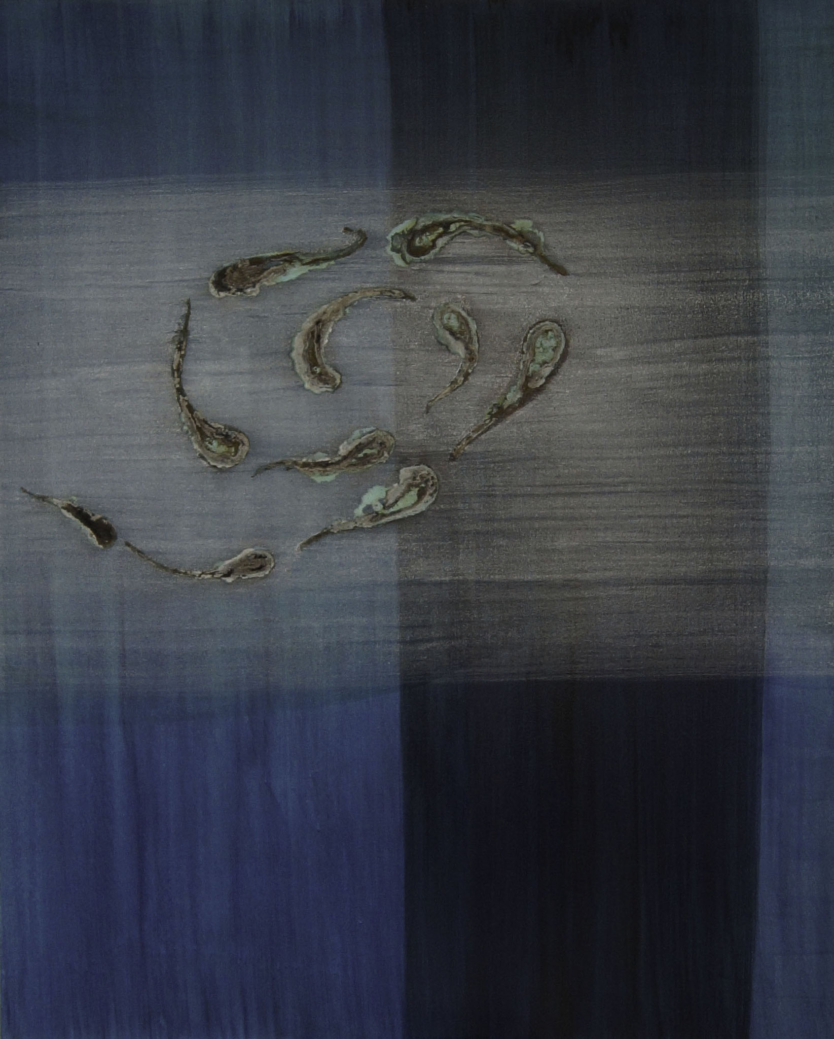 Dädalus & Ikarus 1 ( 190cm x 155cm )