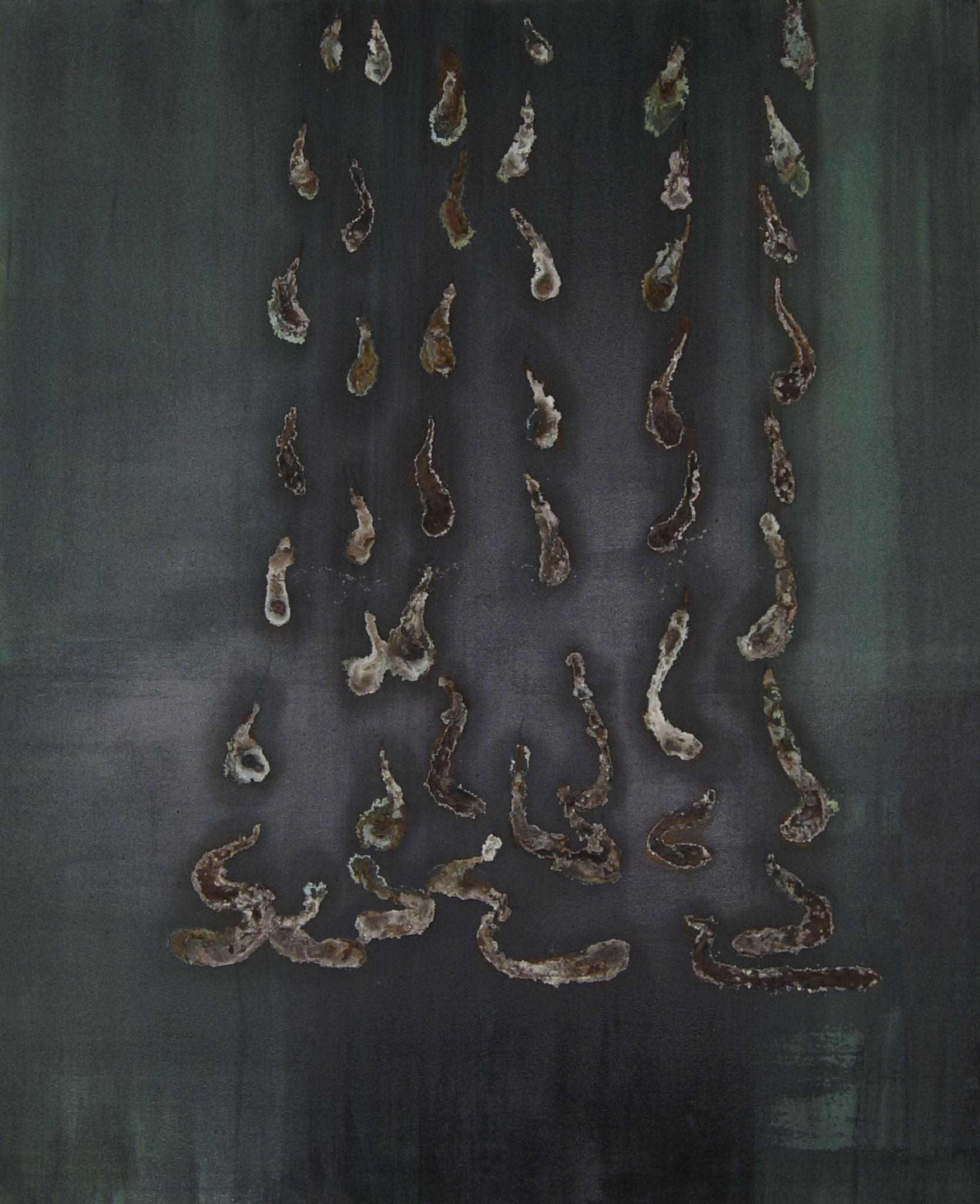 Ikarussturz ( 190cm x 155cm )