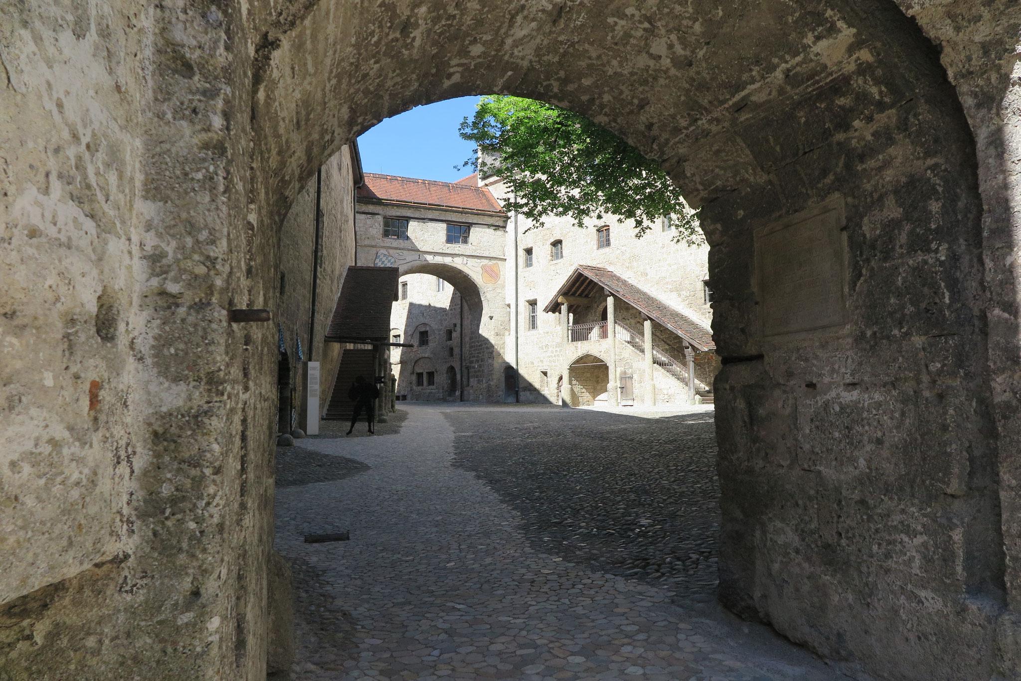 Längste Burg der Welt, Burghausen