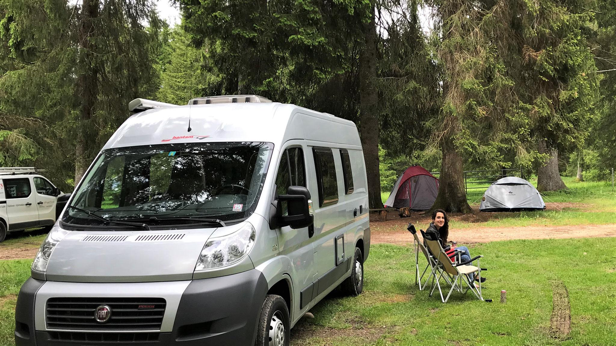 Camping Saignelégier