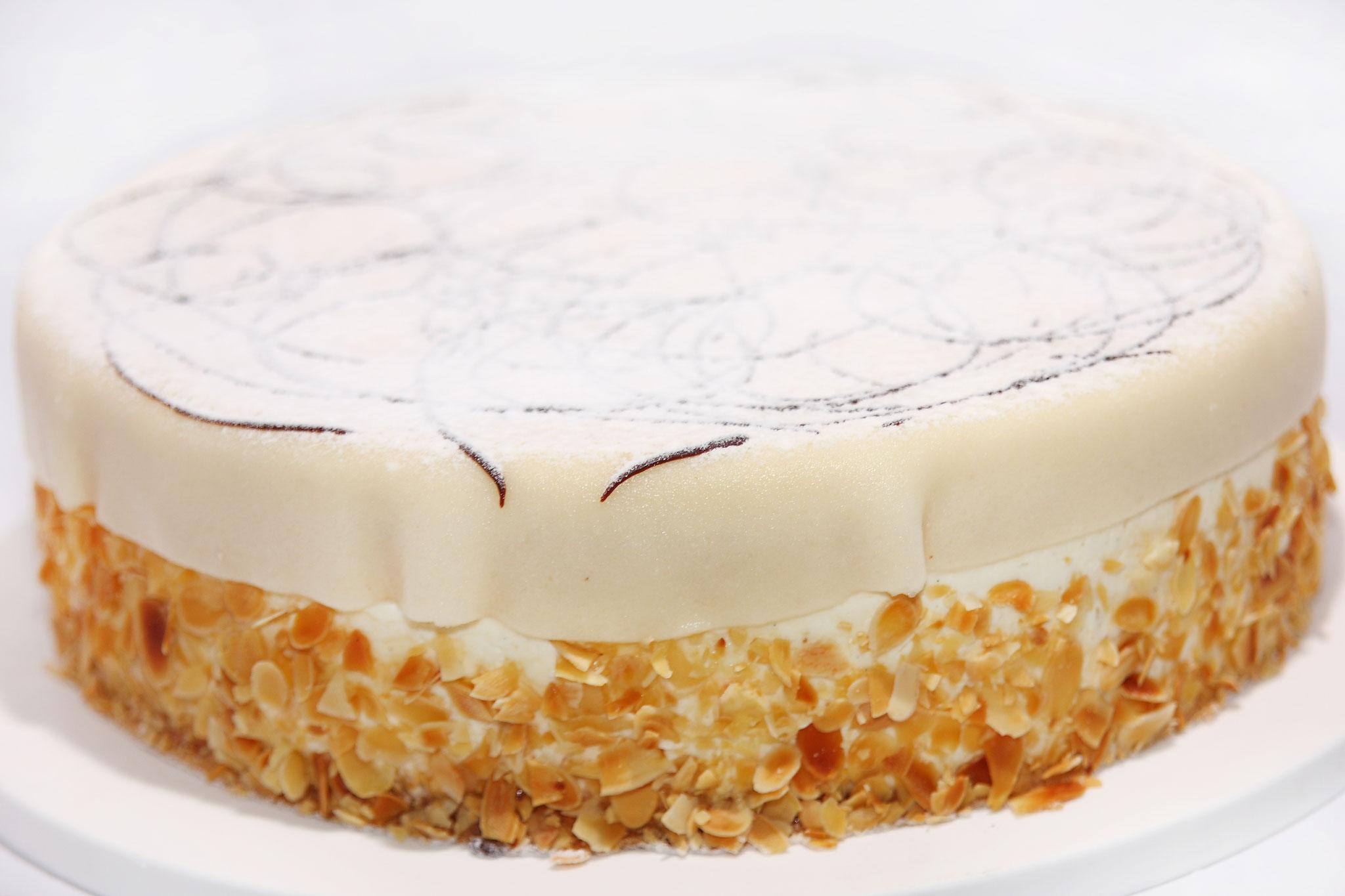 Bayerisch-Creme Torte