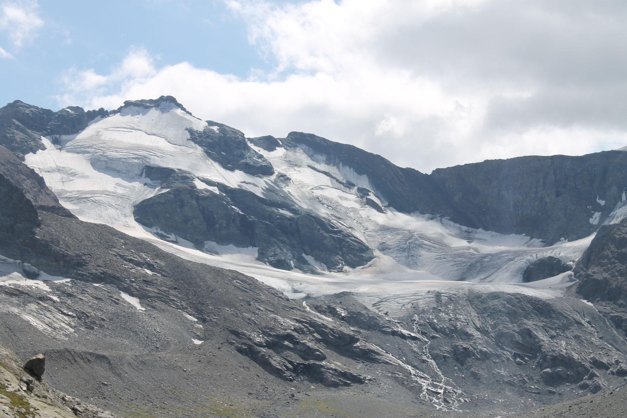 3. Glacier des Evettes