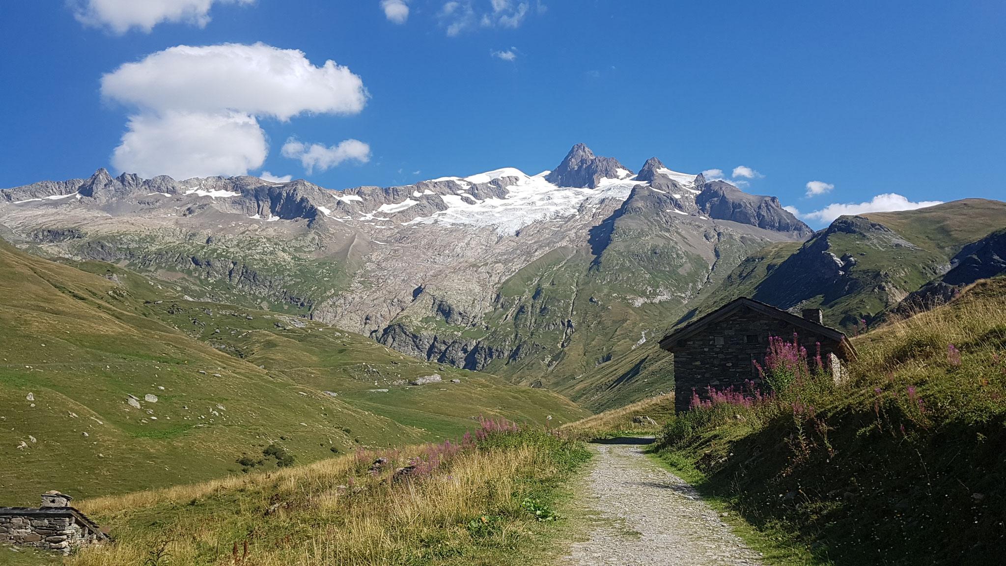 3. La vallée des Chapieux