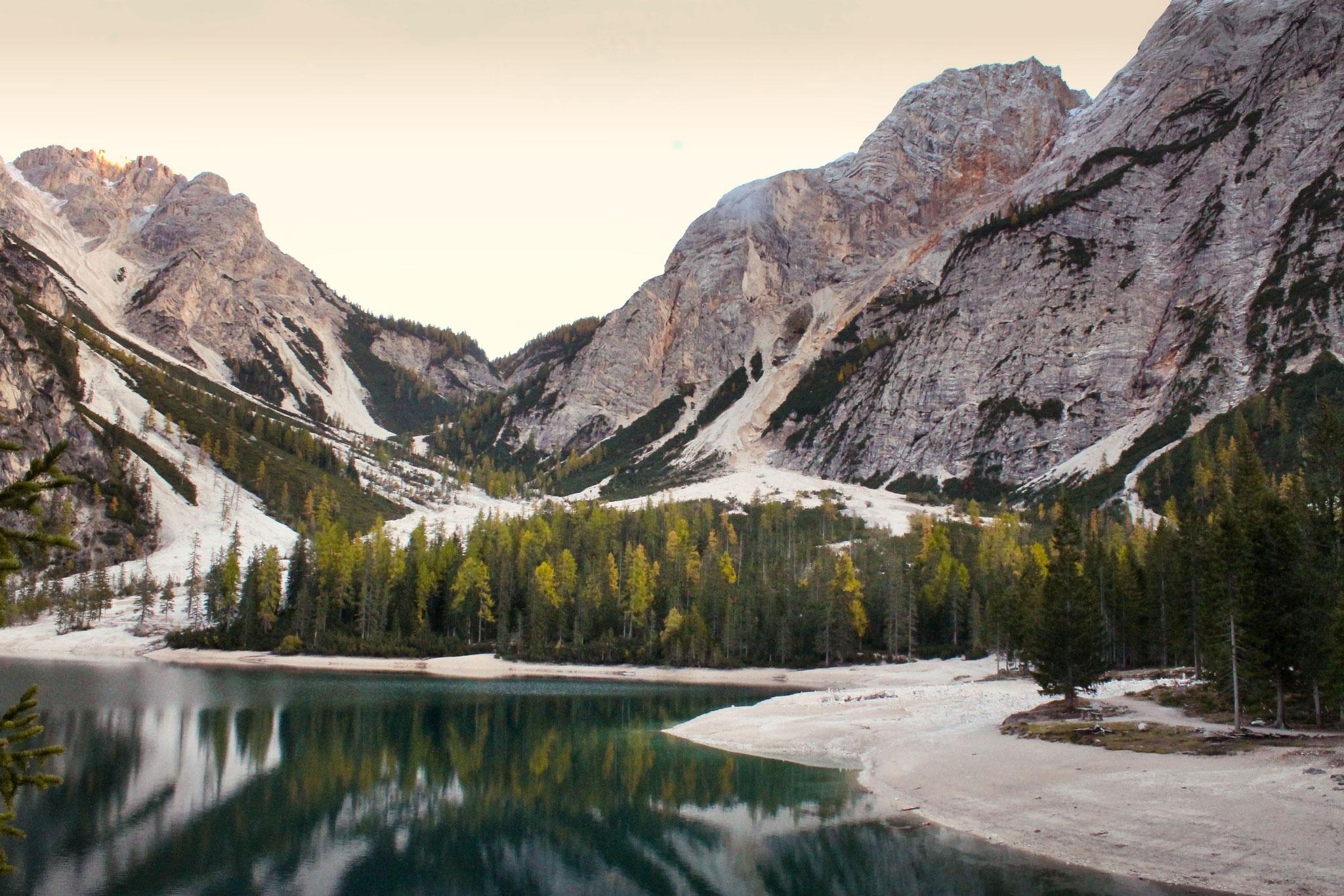 1. Lago Di Braies