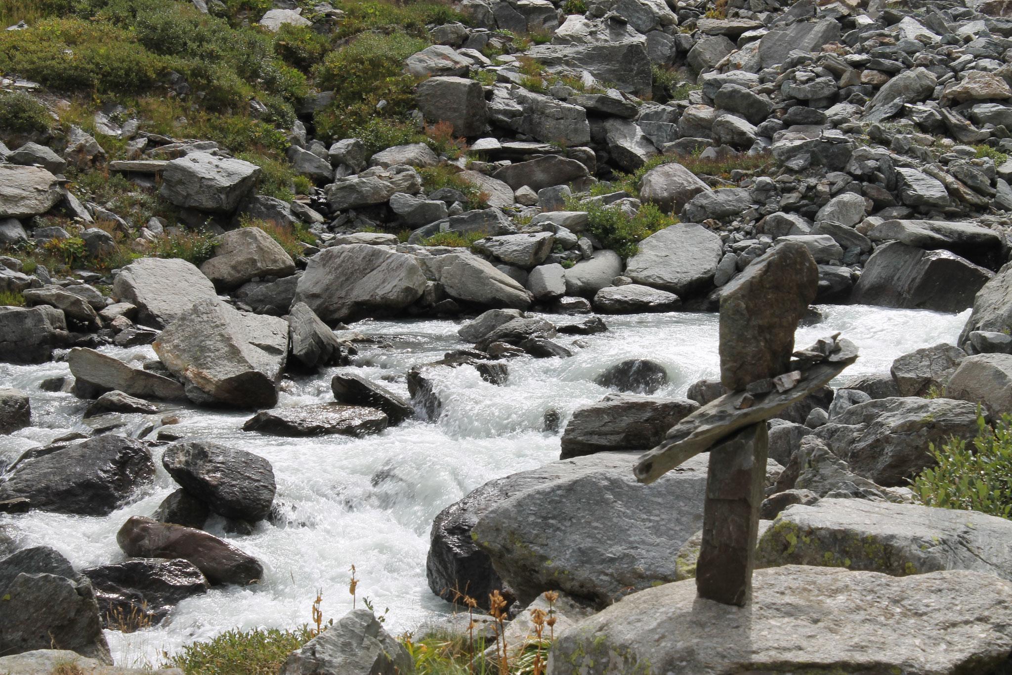 2. Ruisseau de la Reculaz