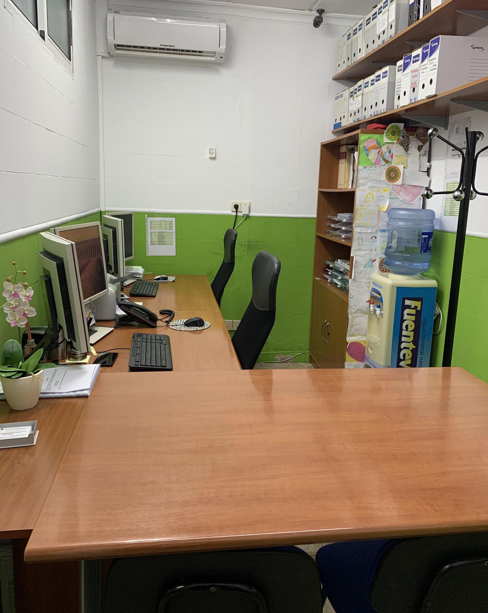 Oficina 3 Atención Individualizada