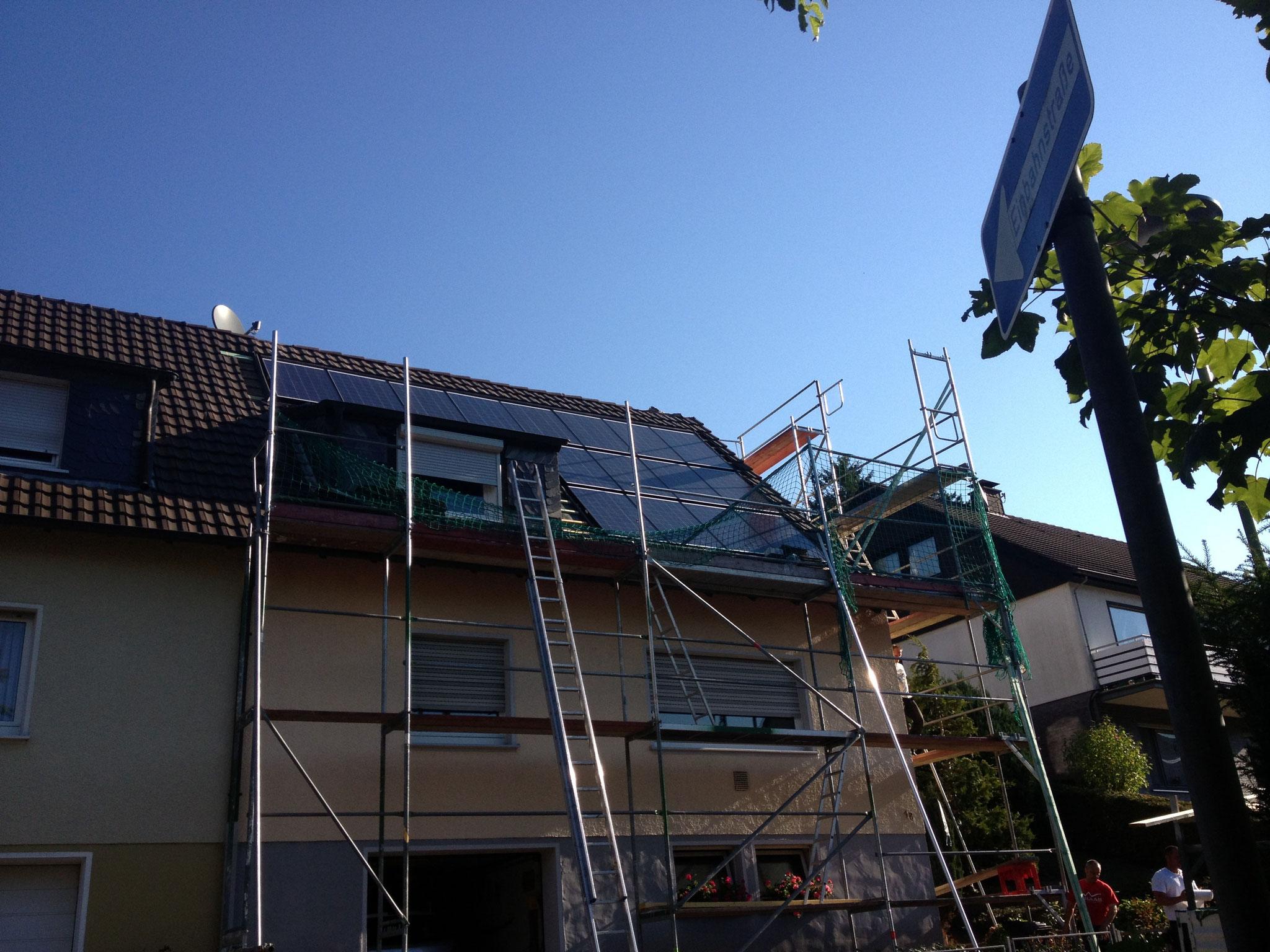 Egal ob Photovoltaik oder Solarthermie (Solaranlagen), nutzen Sie die Kraft der Sonne!