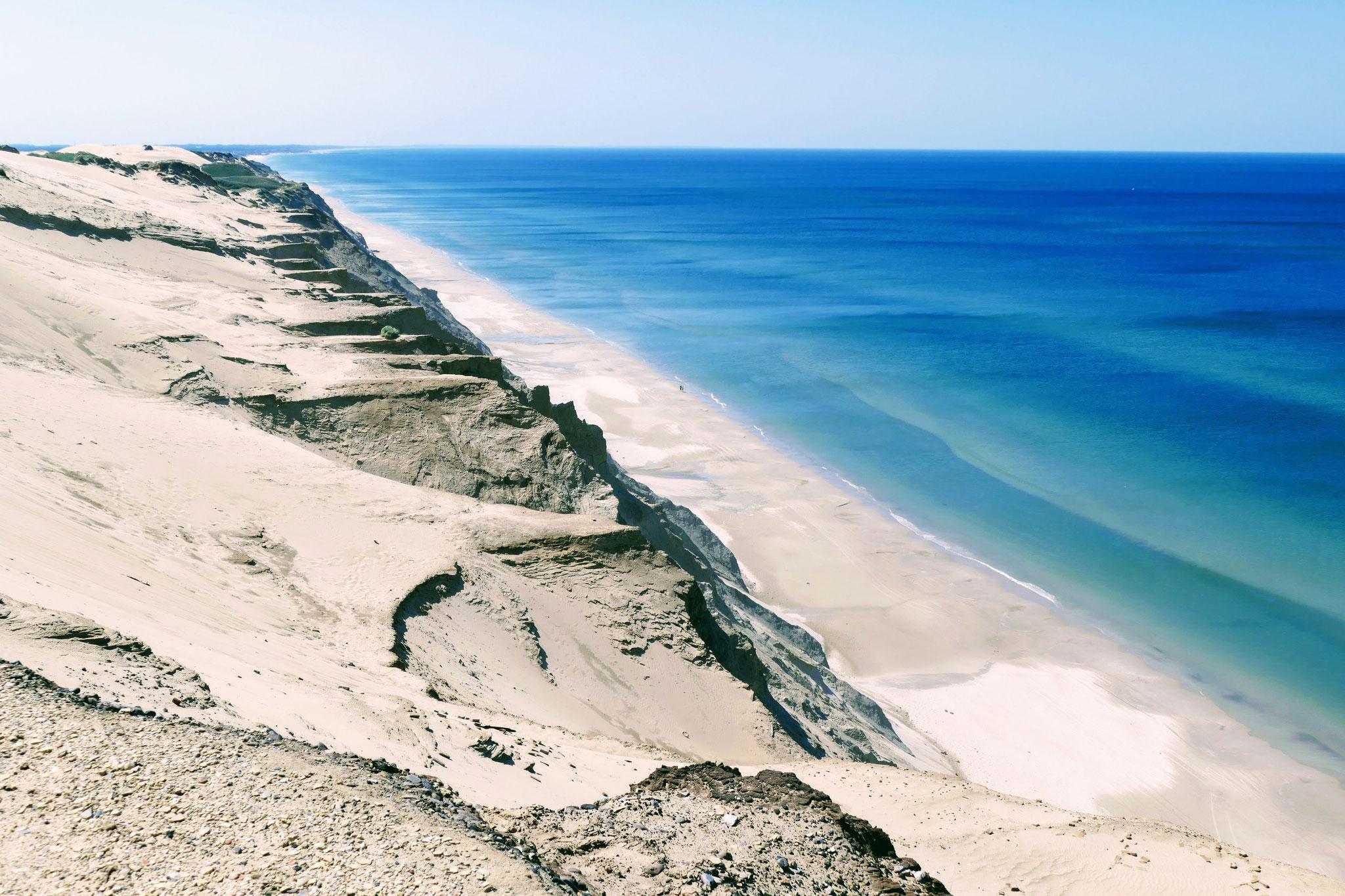 Die Fantastischen Küsten in Dänemark