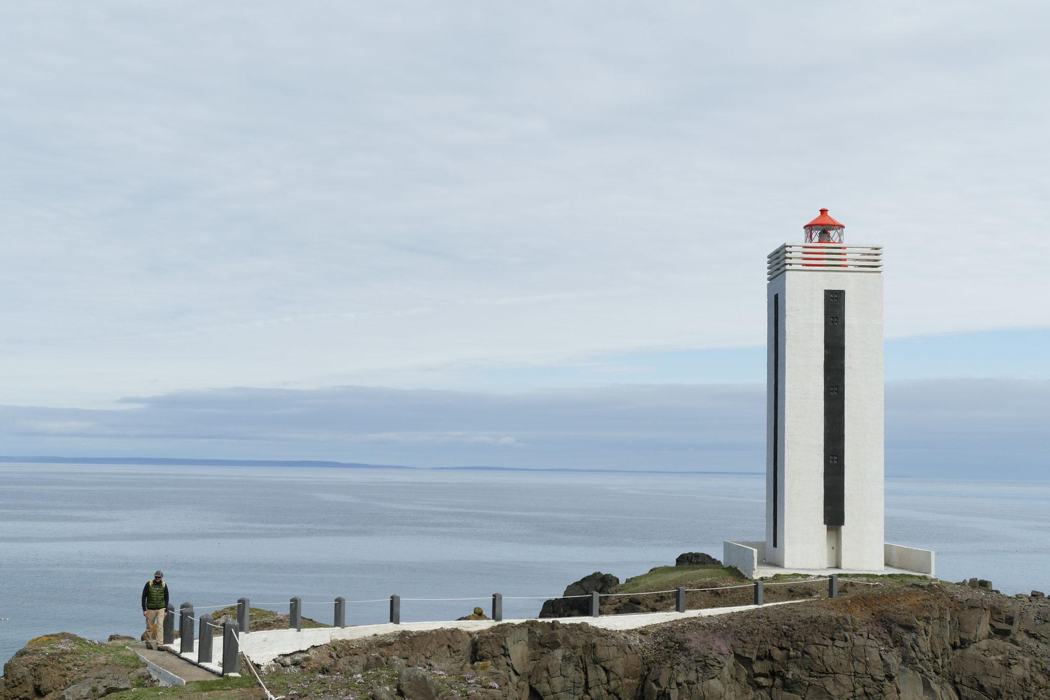 Leuchtturm Svartnes