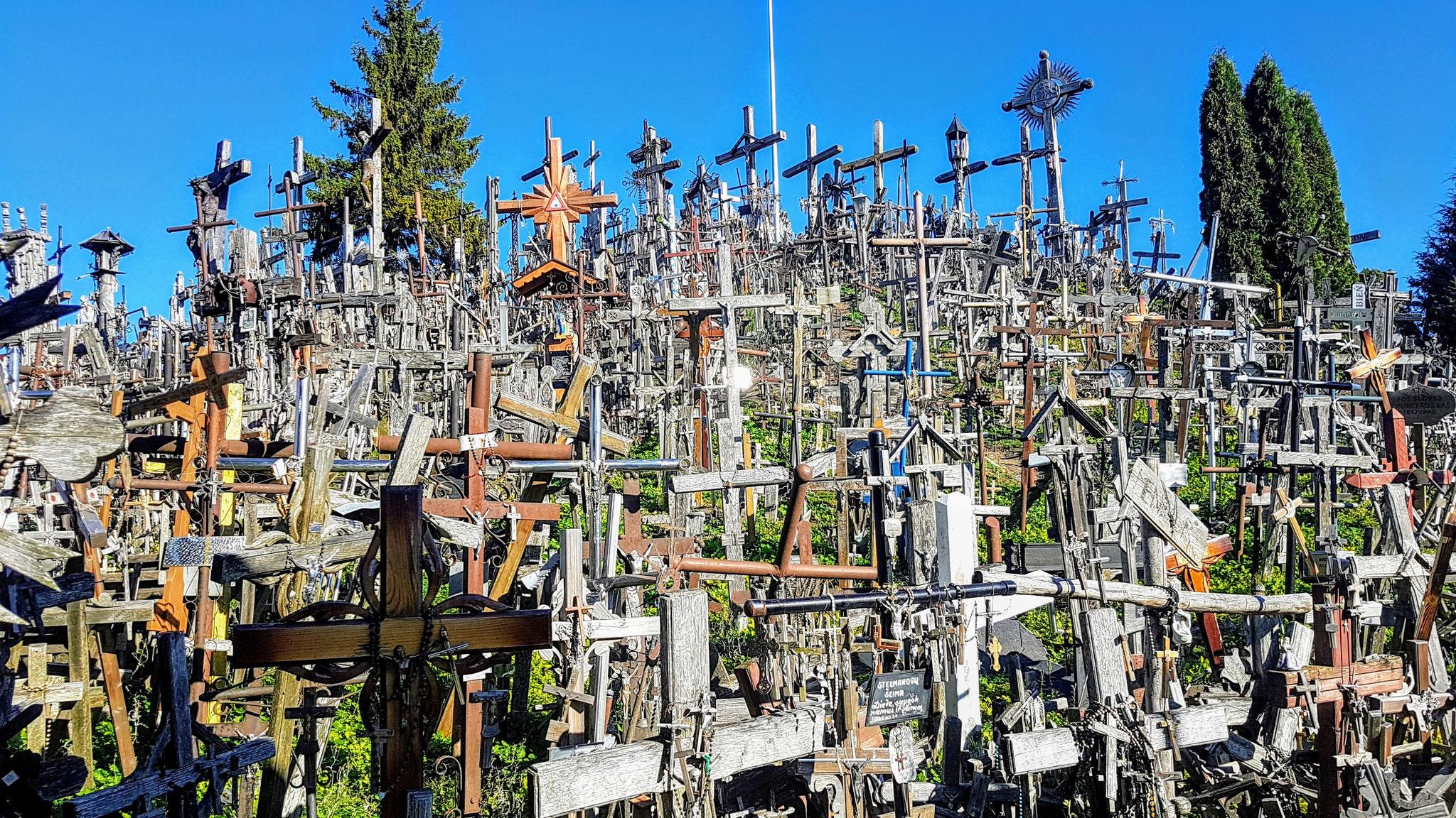 ...ein Pilgerort in Litauen