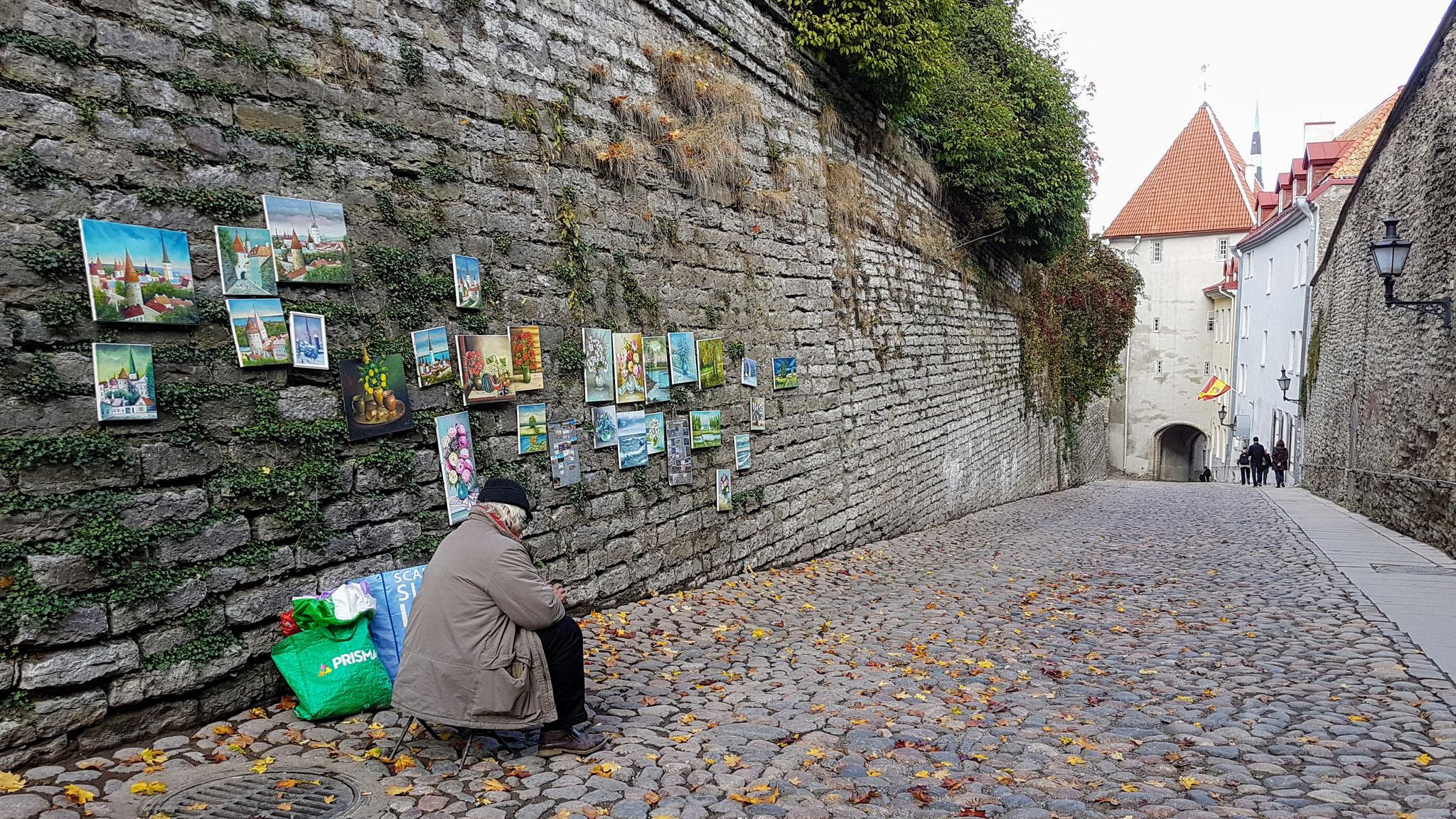 Kunst in Estlands Hauptstadt