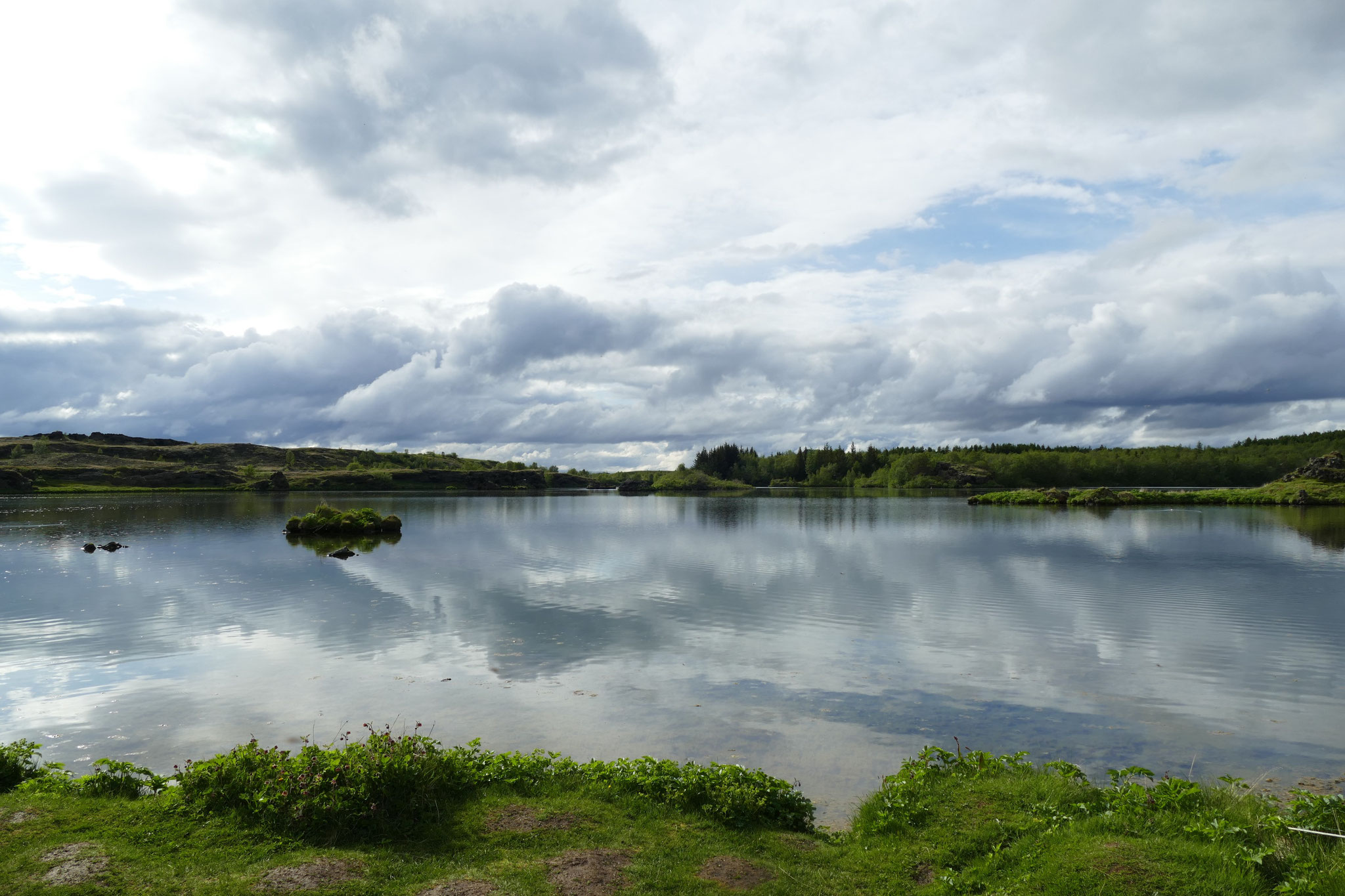 Myvatn See... der mit den Mücken...