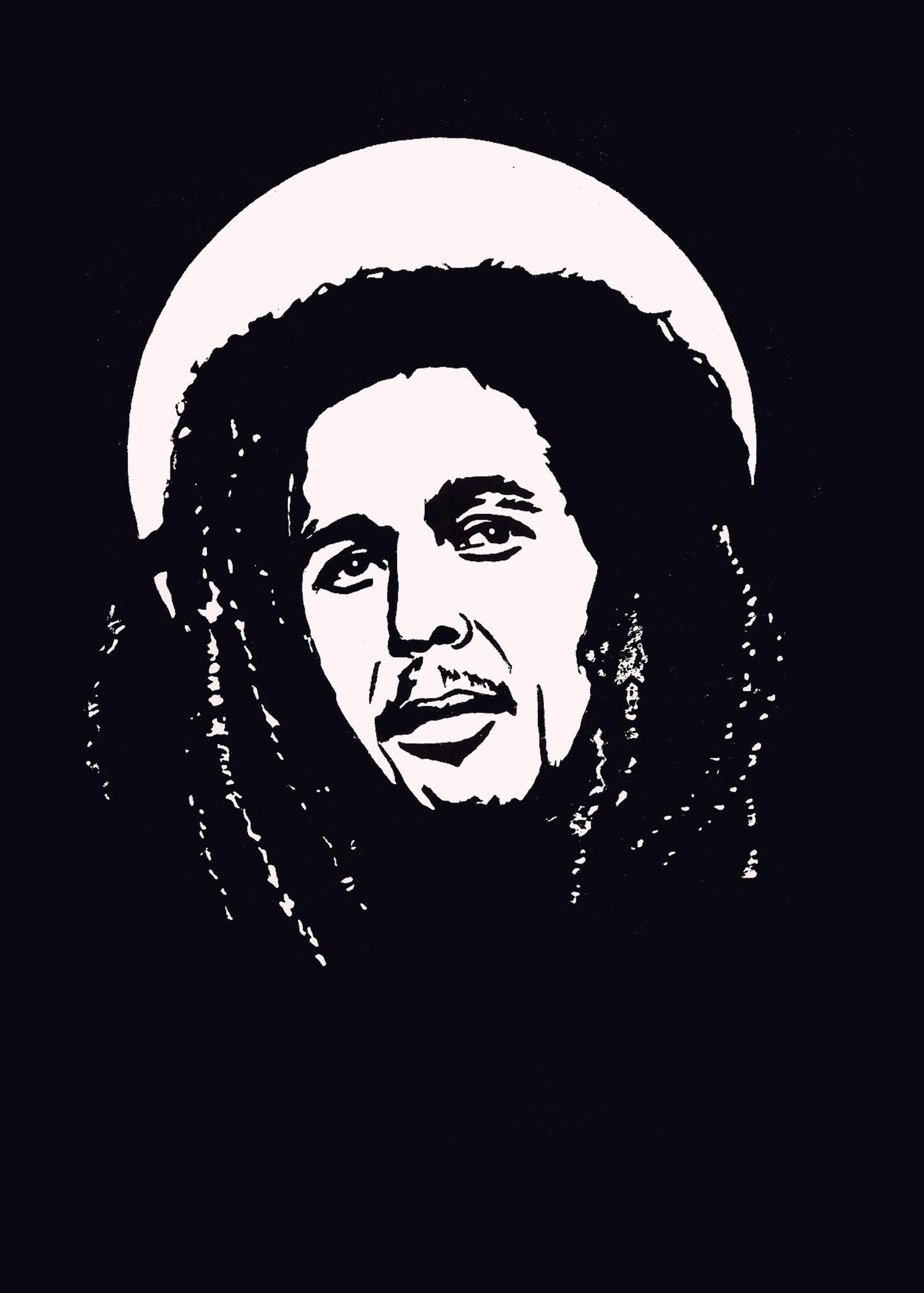 Bob Marley, 06/02/2018, Edition 5, A5