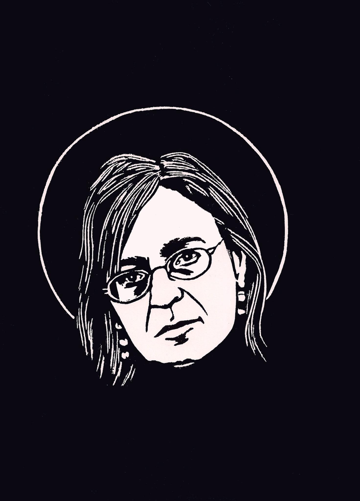 Anna Politkovskaya, 02/01/2018, Edition 5, A5