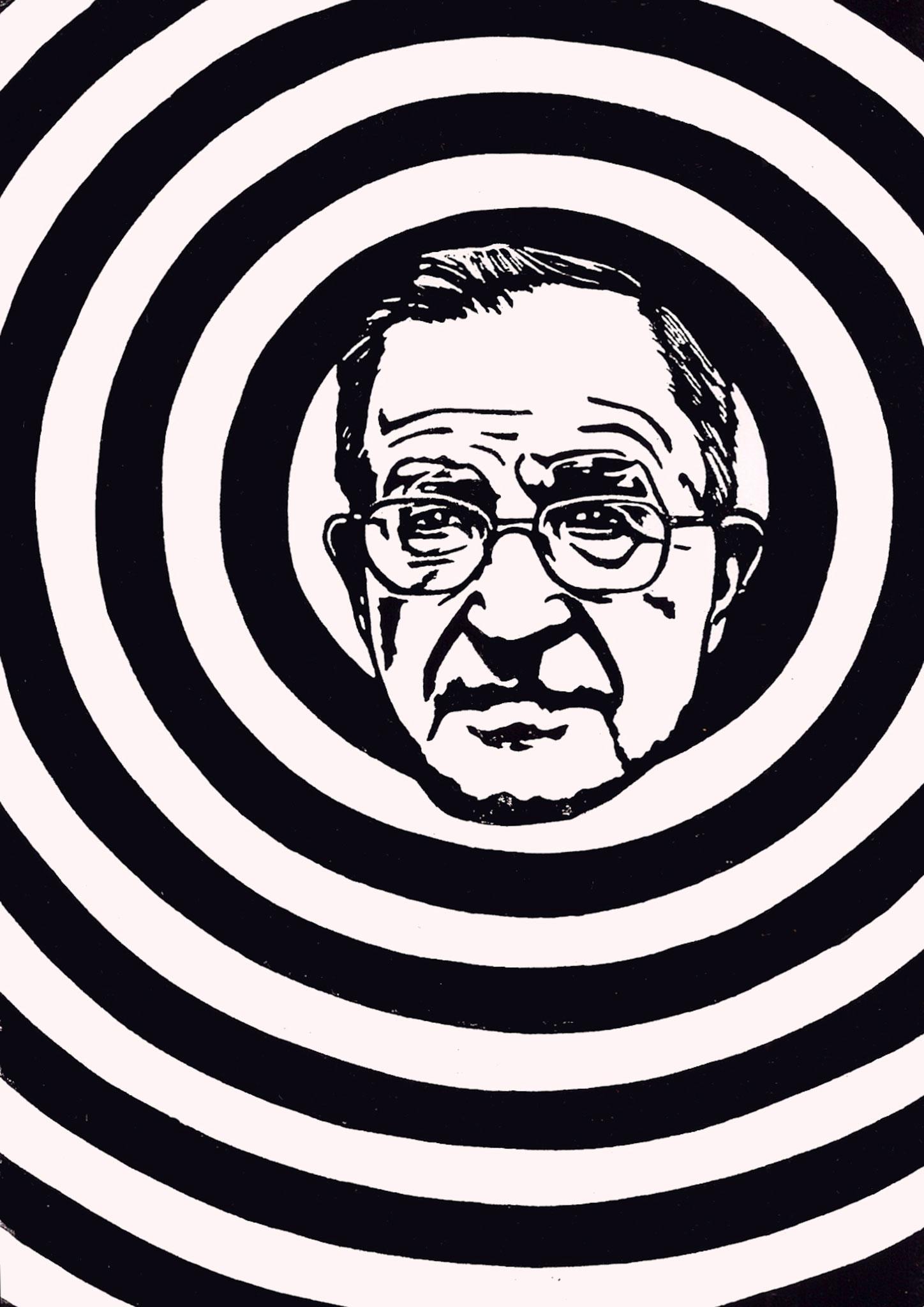 Noam Chomsky, 07/01/2018, Edition 5, A5