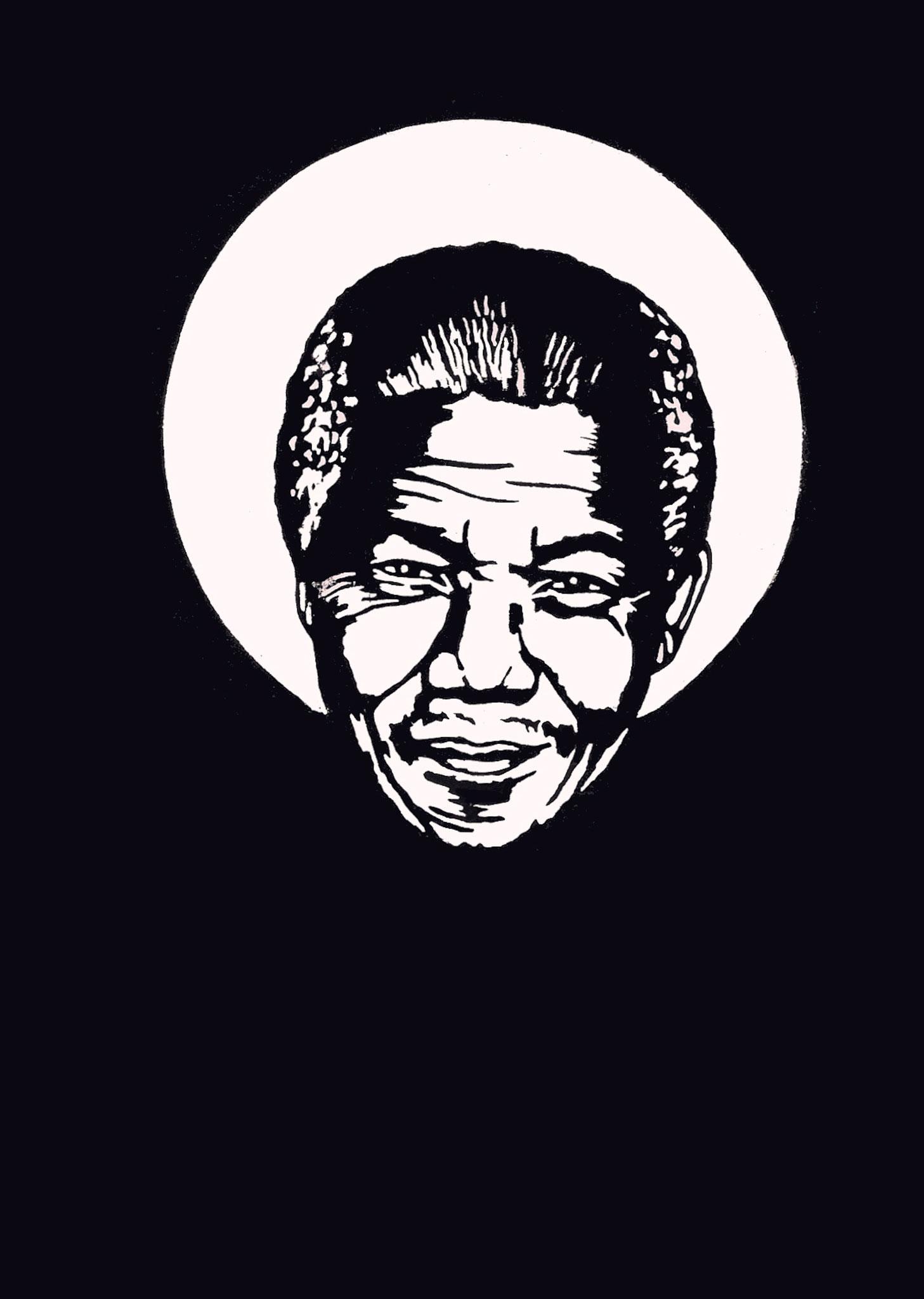 Nelson Mandela, 12/11/2017, Edition 5, A5