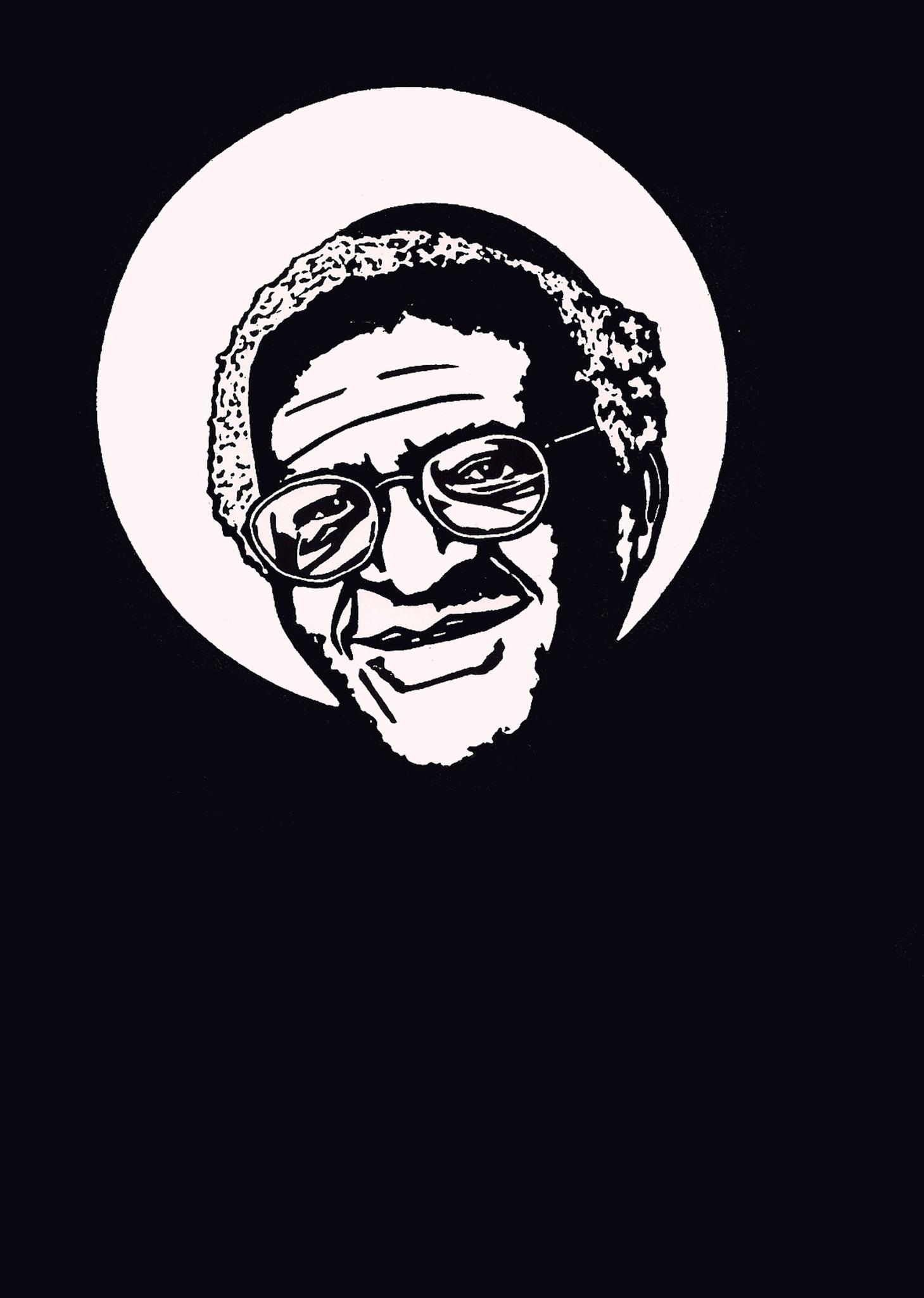 Desmond Tutu, 20/12/2017, Edition 5, A5