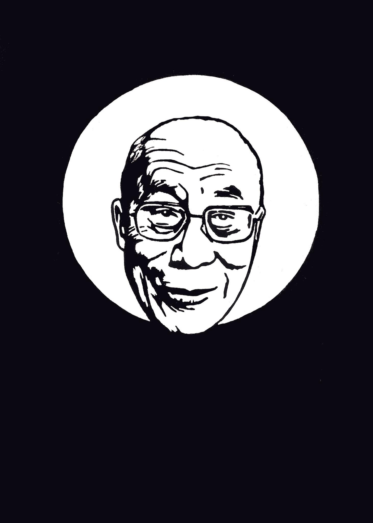 Dalai Lama, 21/11/2017, Edition 5, A5